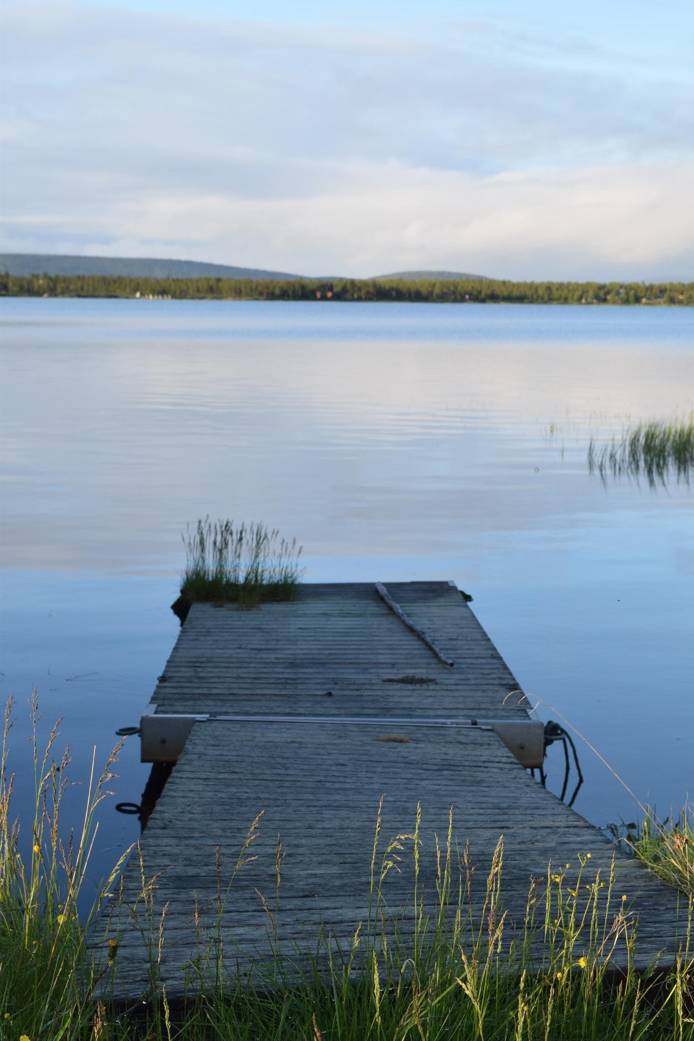 Jukkasjärvi by MariaB