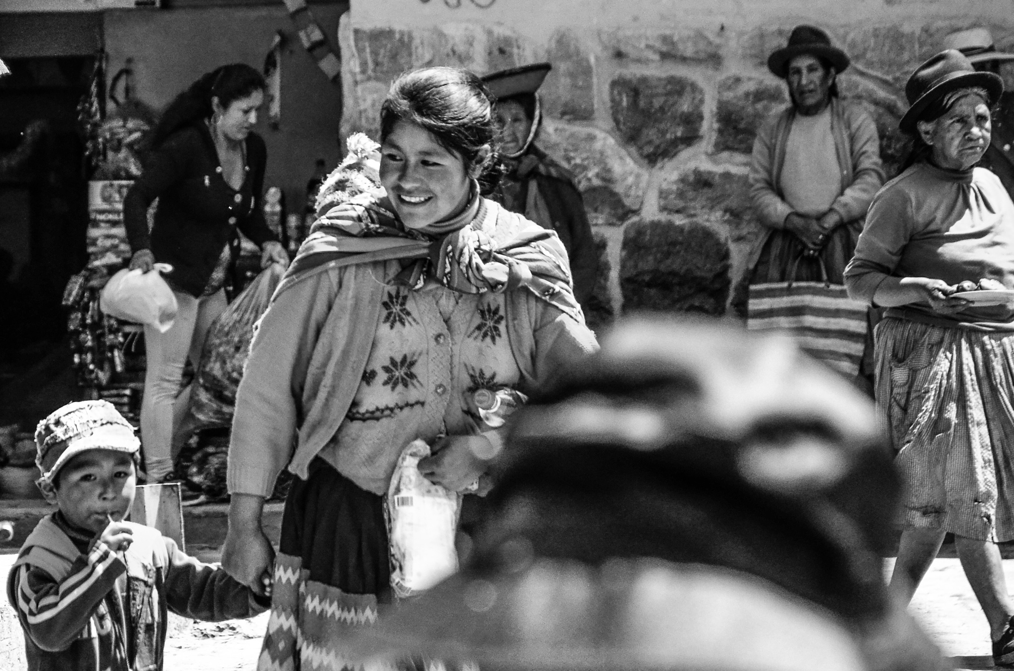 PERU. Ollantaytambo. 2o14 by Marcio Bertolucci