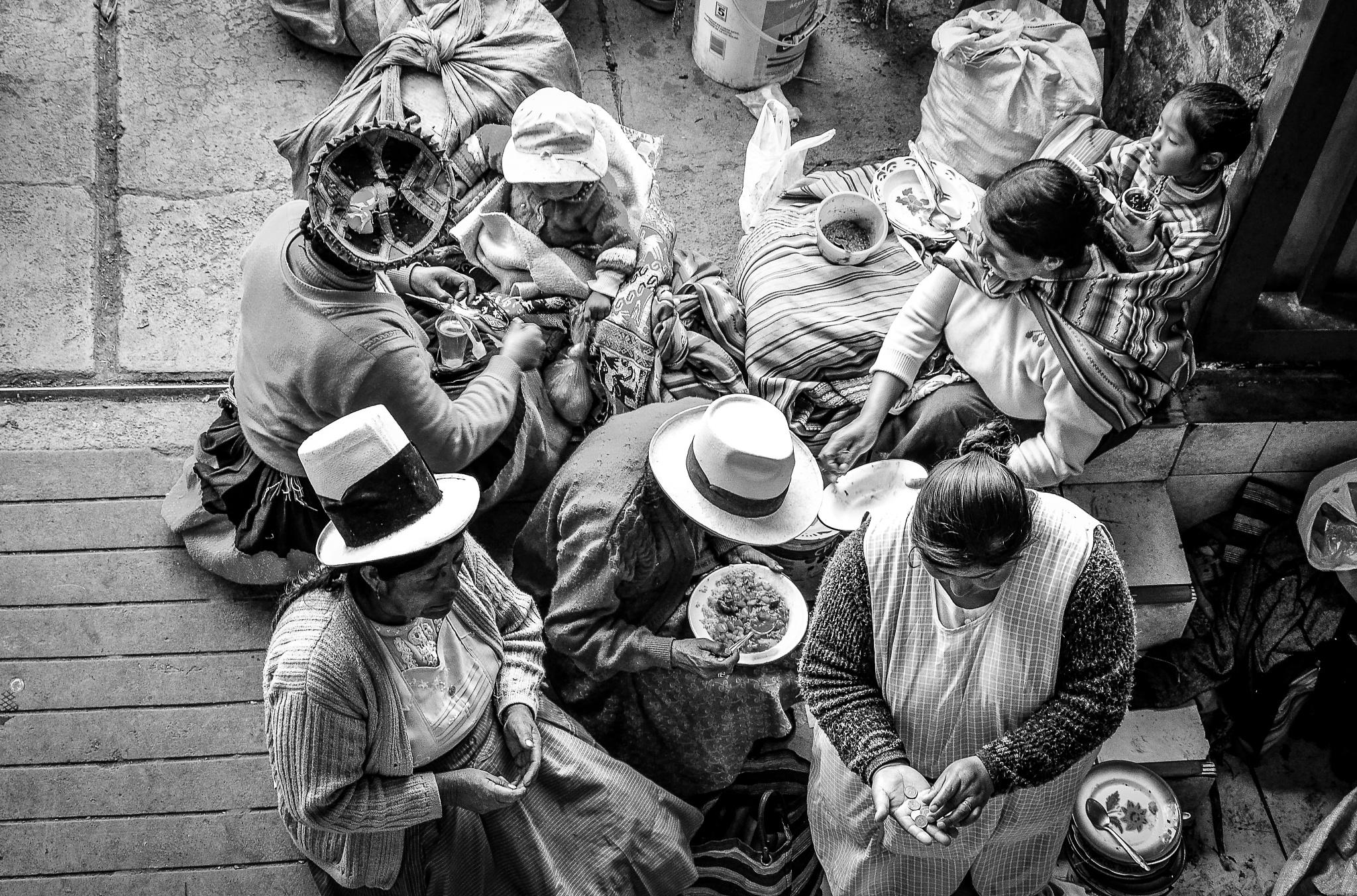 PERU. Ollantaytambo. 2014 by Marcio Bertolucci