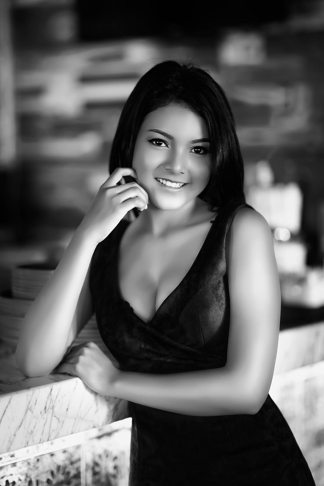 smile by Bramantya Wardana