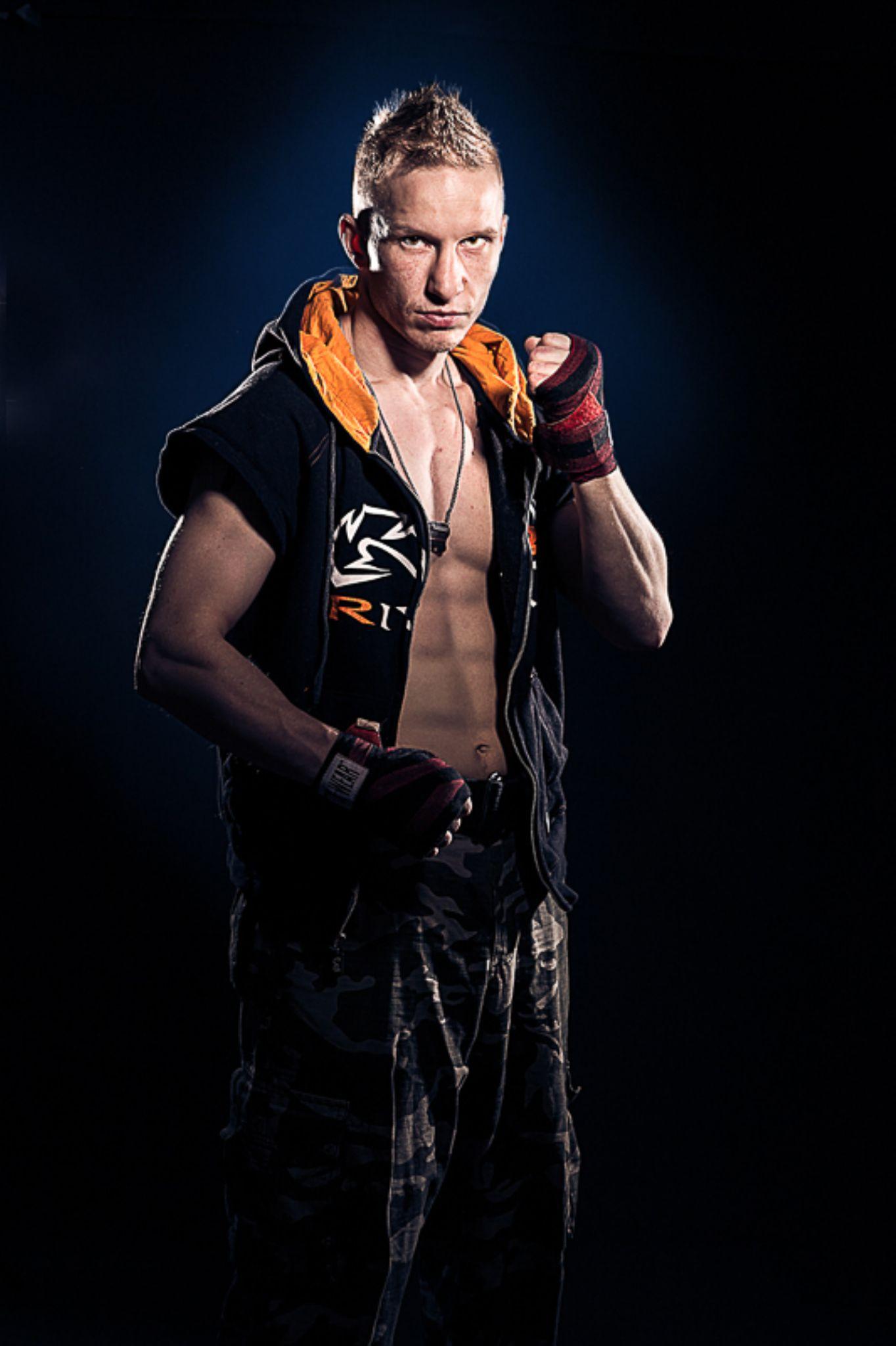 Boxer by Jan-Peter Palmunen