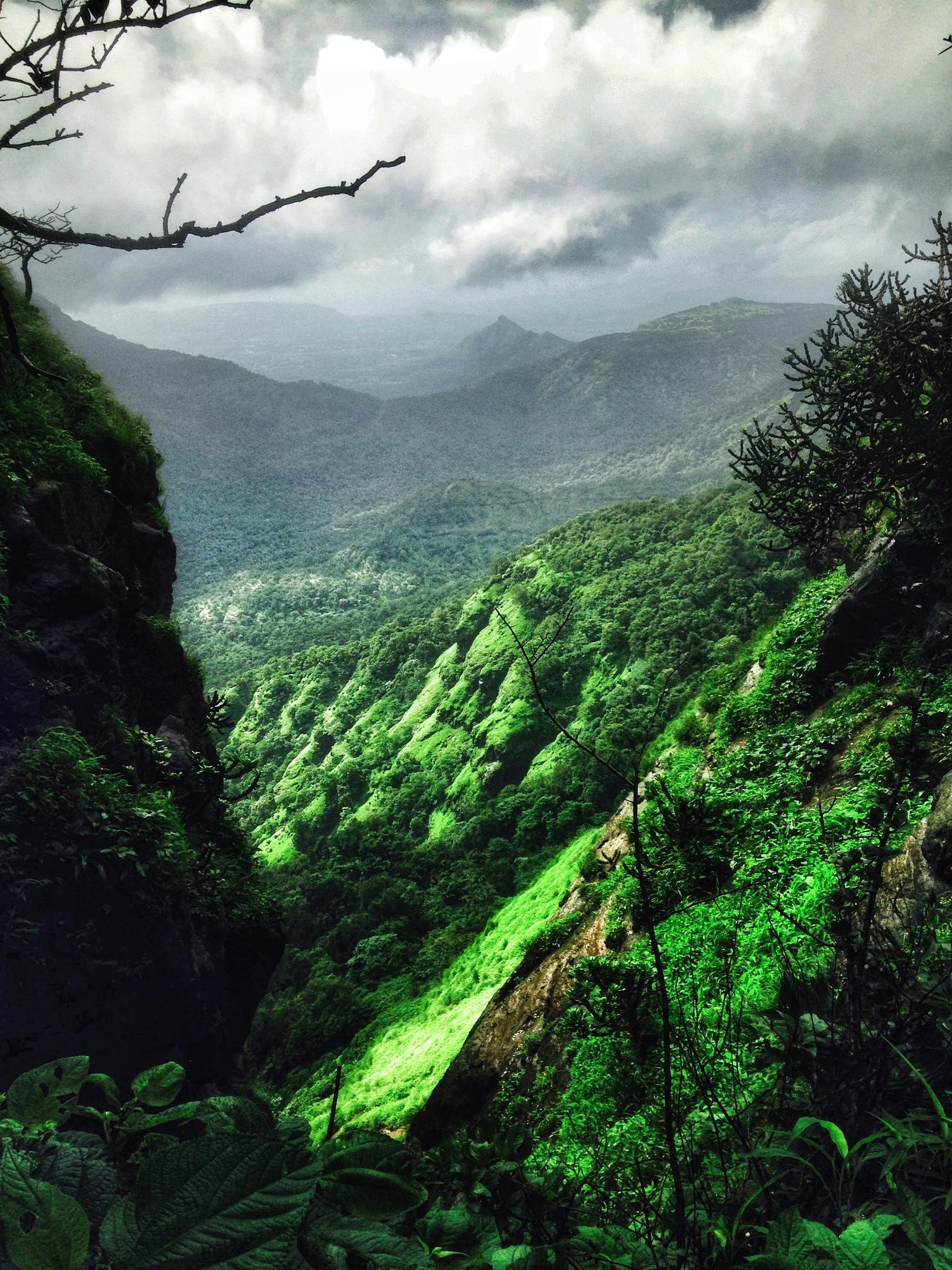 Heaven on earth by Shruti