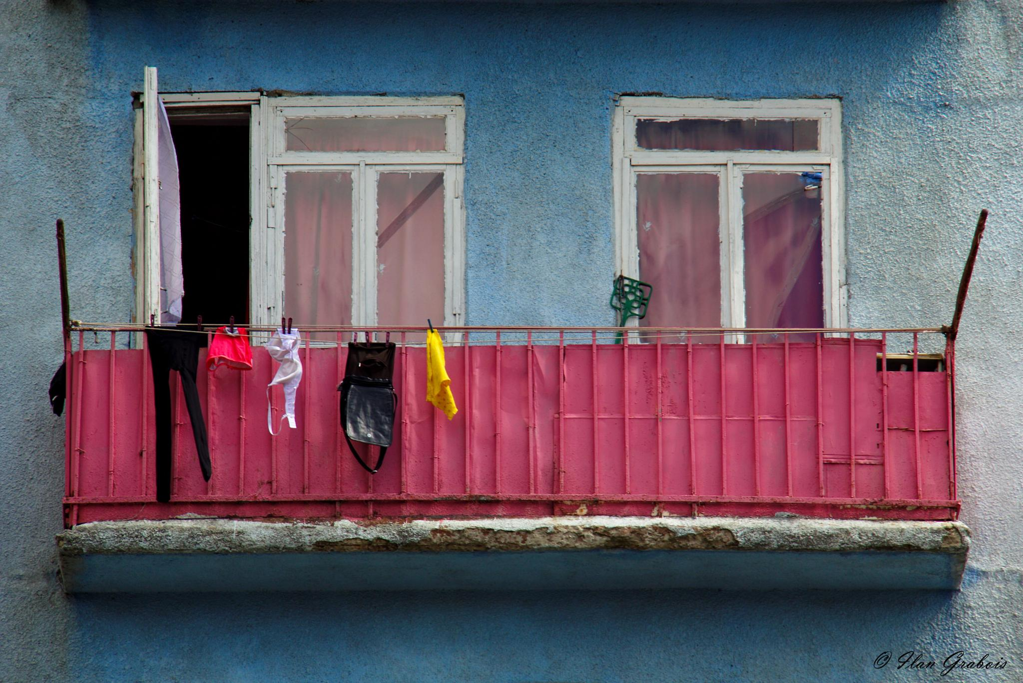 Balcony by ig1208