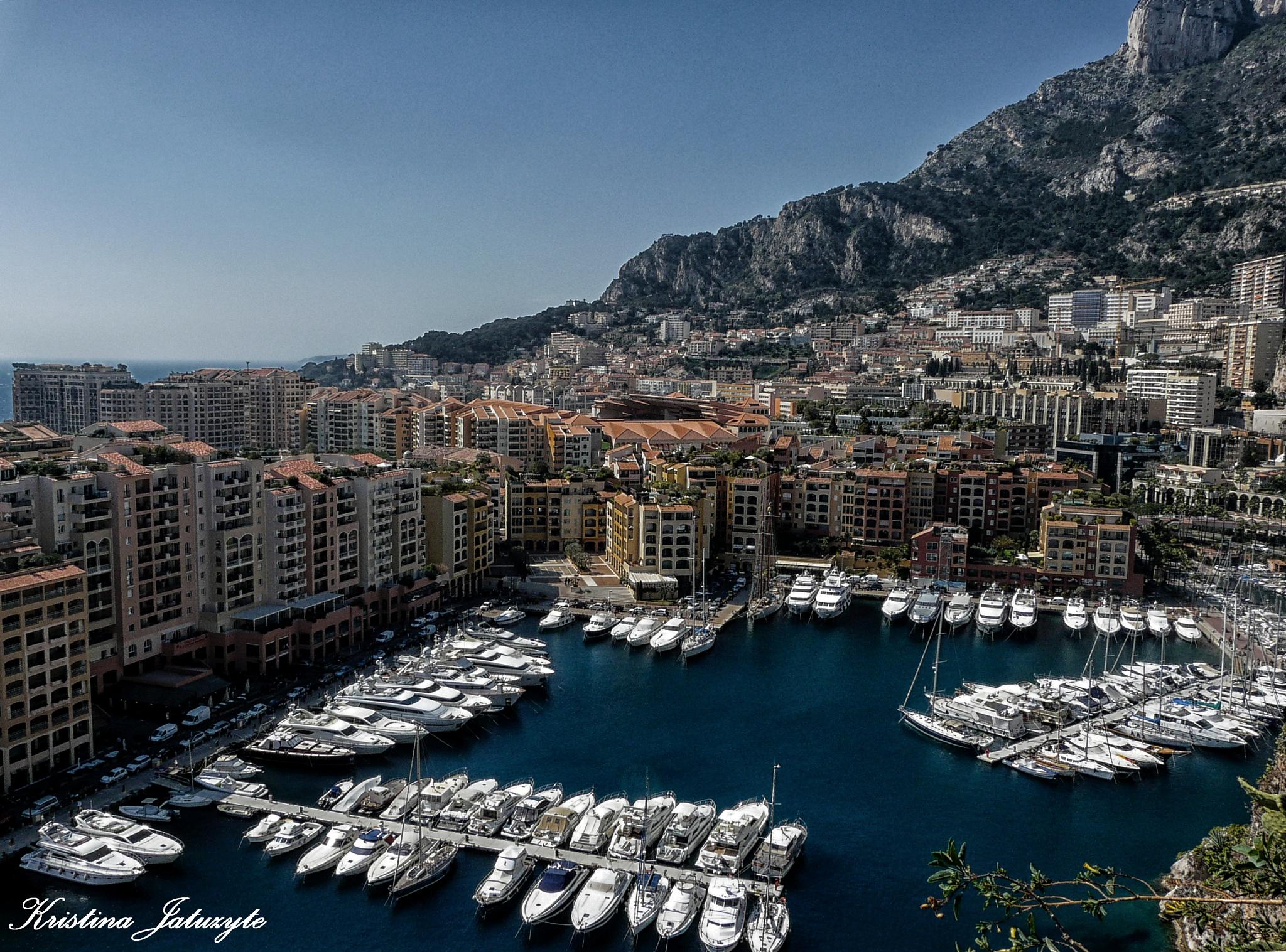 Monaco by Kristina Jatuzyte