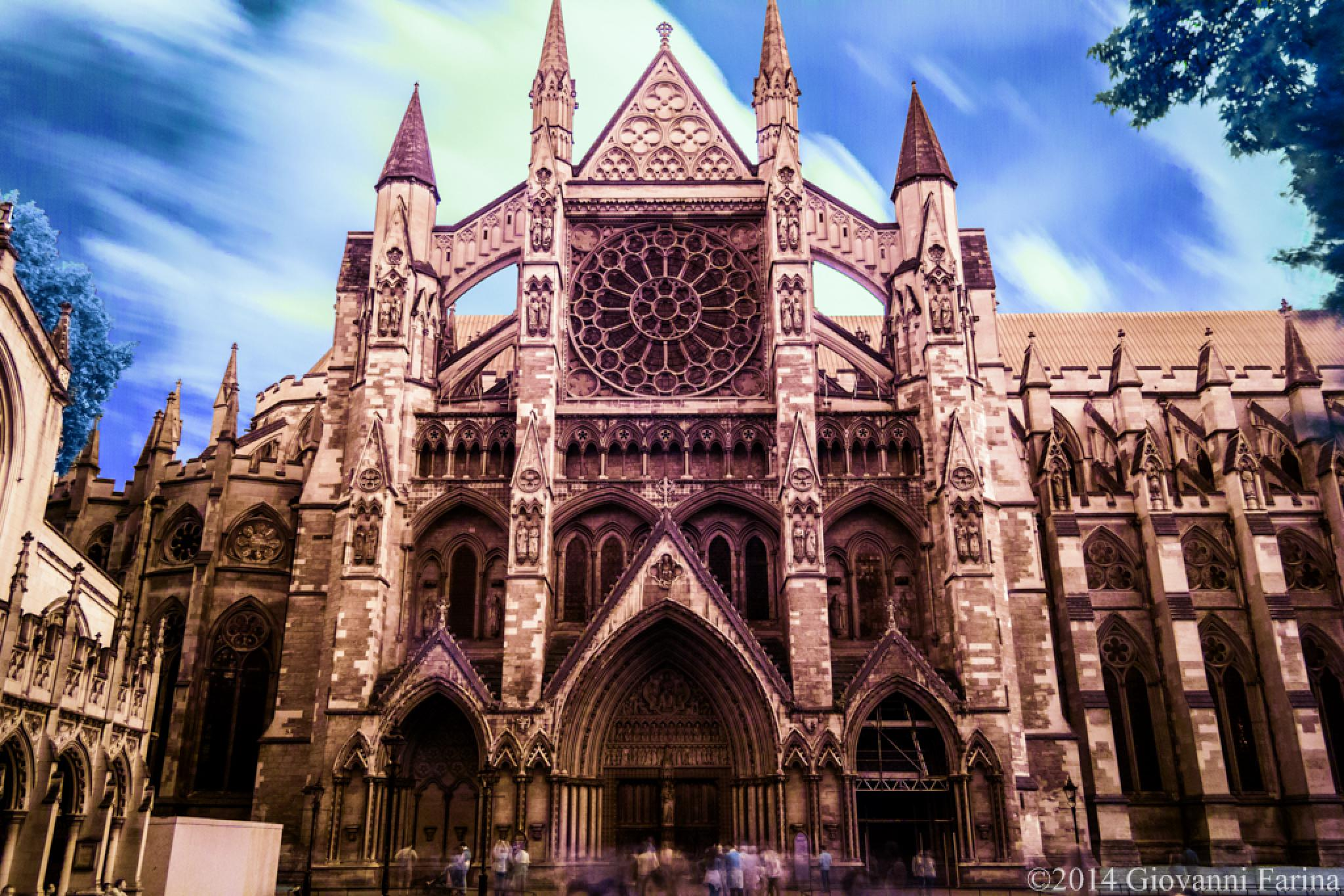 Westminster Abbey by Giovanni Farina