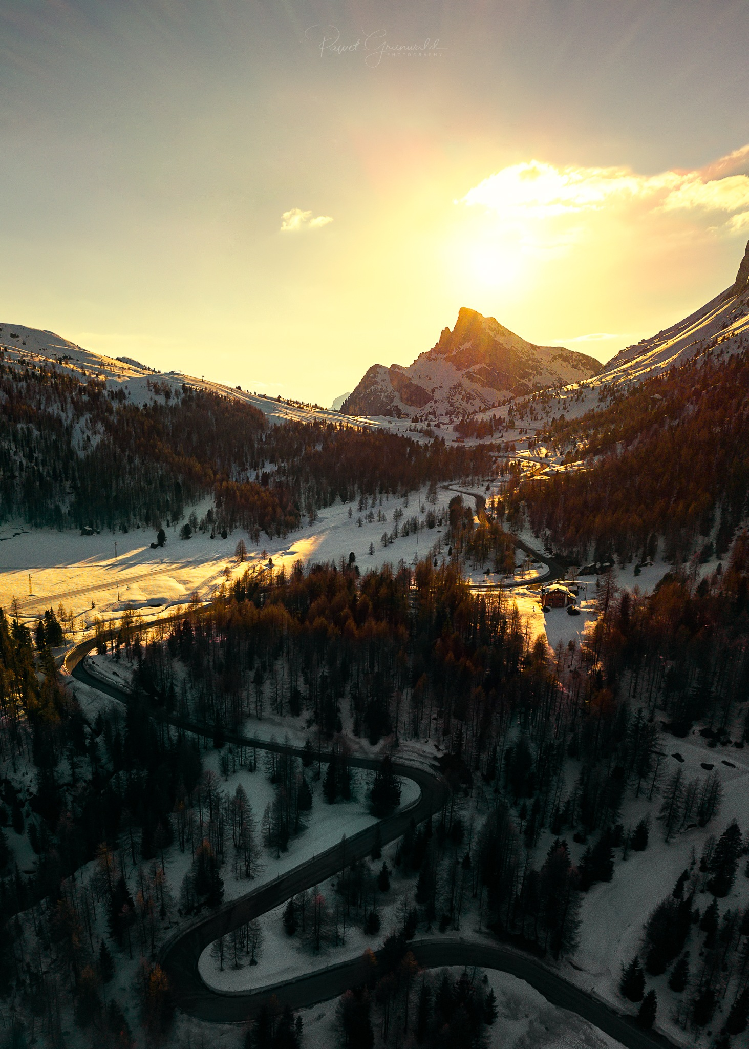 """""""Up in mountains"""" by PawelGrunwald"""