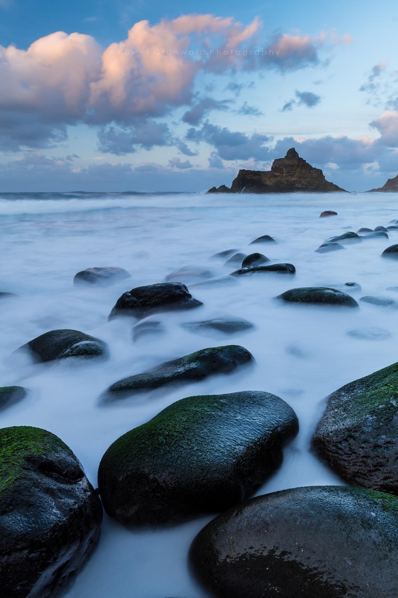 some stones by PawelGrunwald