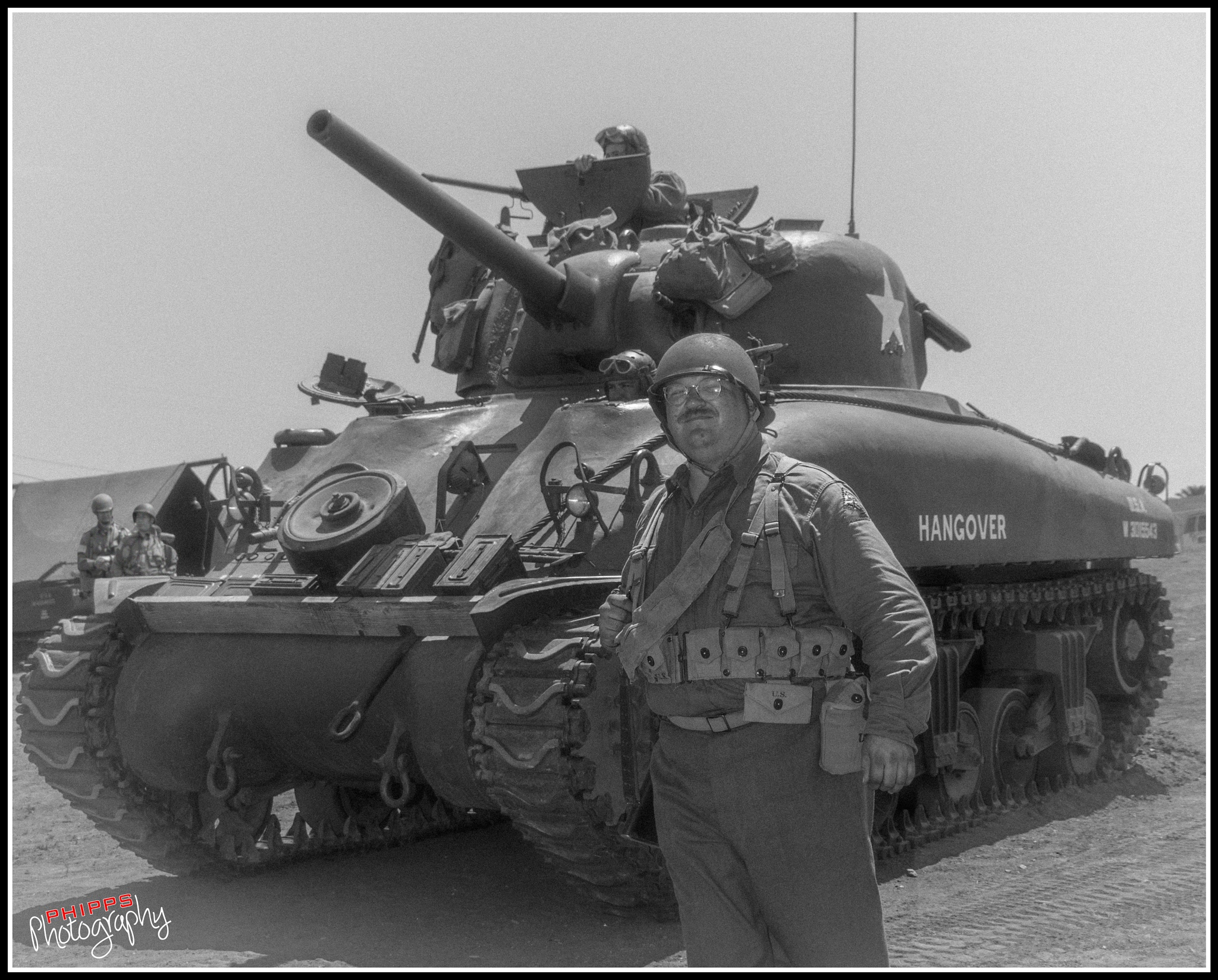 Stay Near the Tank... by PhippsPhotography
