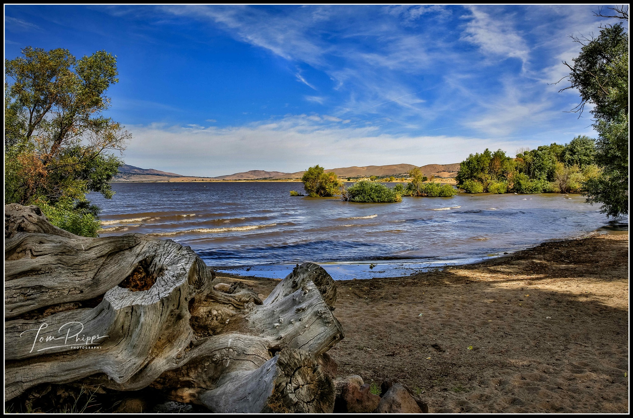 Washoe Lake # 2... by PhippsPhotography