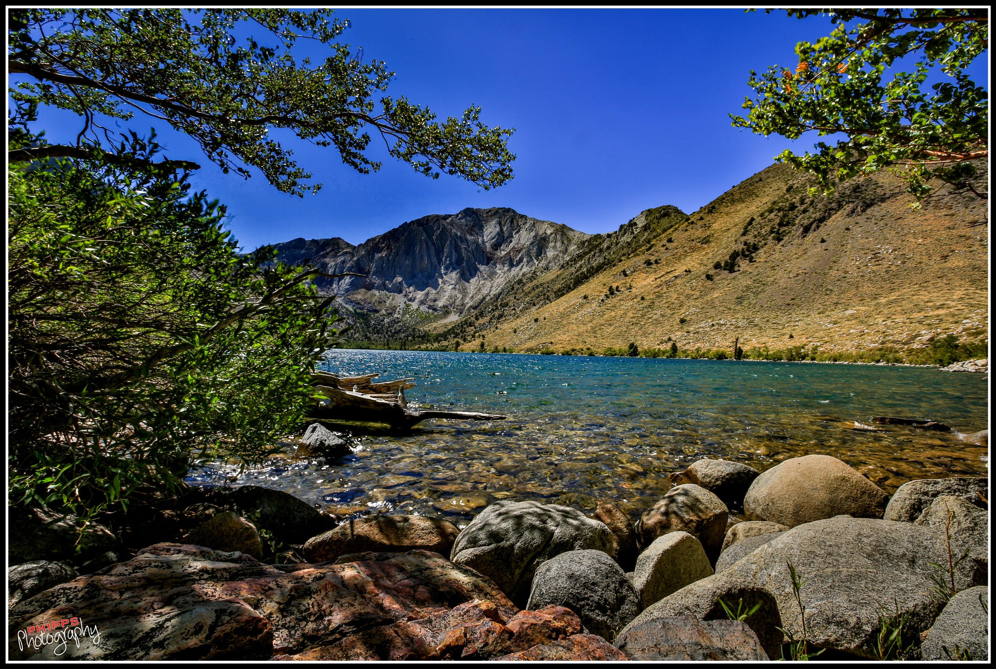 Convict Lake 2 by PhippsPhotography