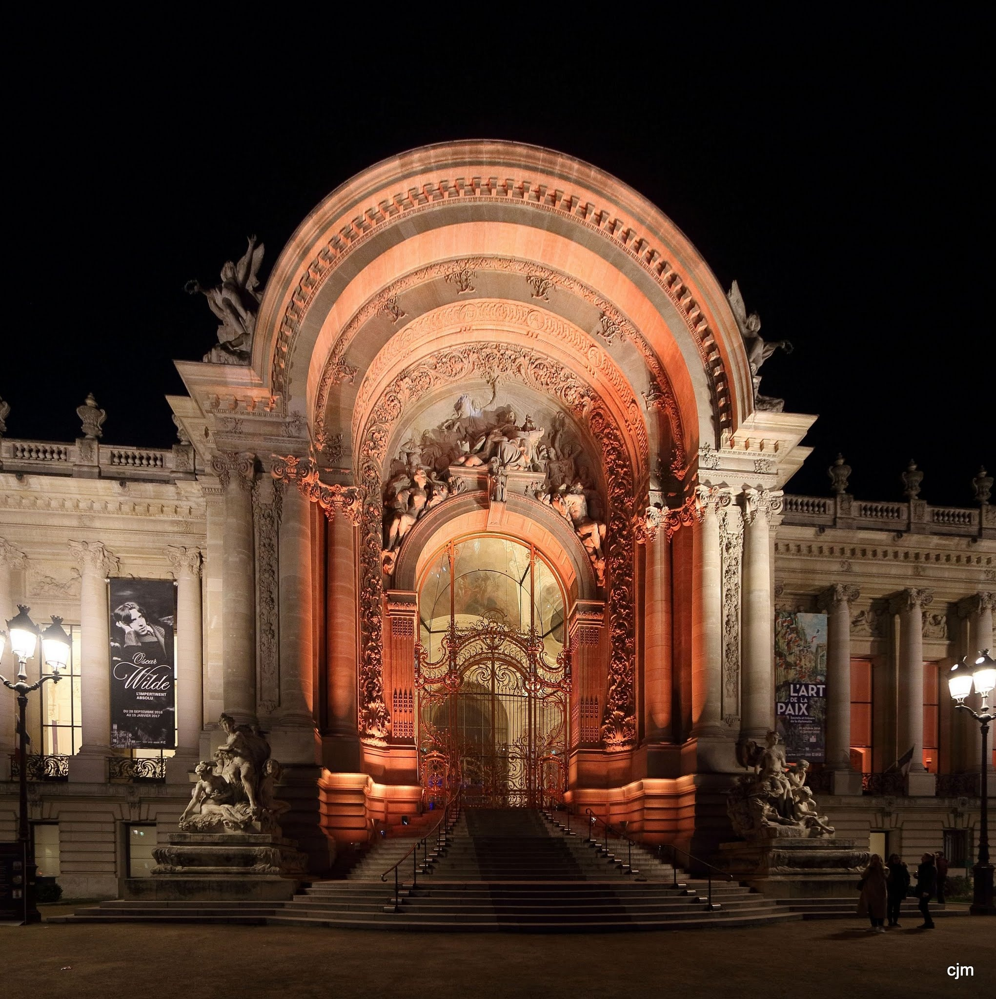 Le Petit Palais (Paris 75) by Christophe