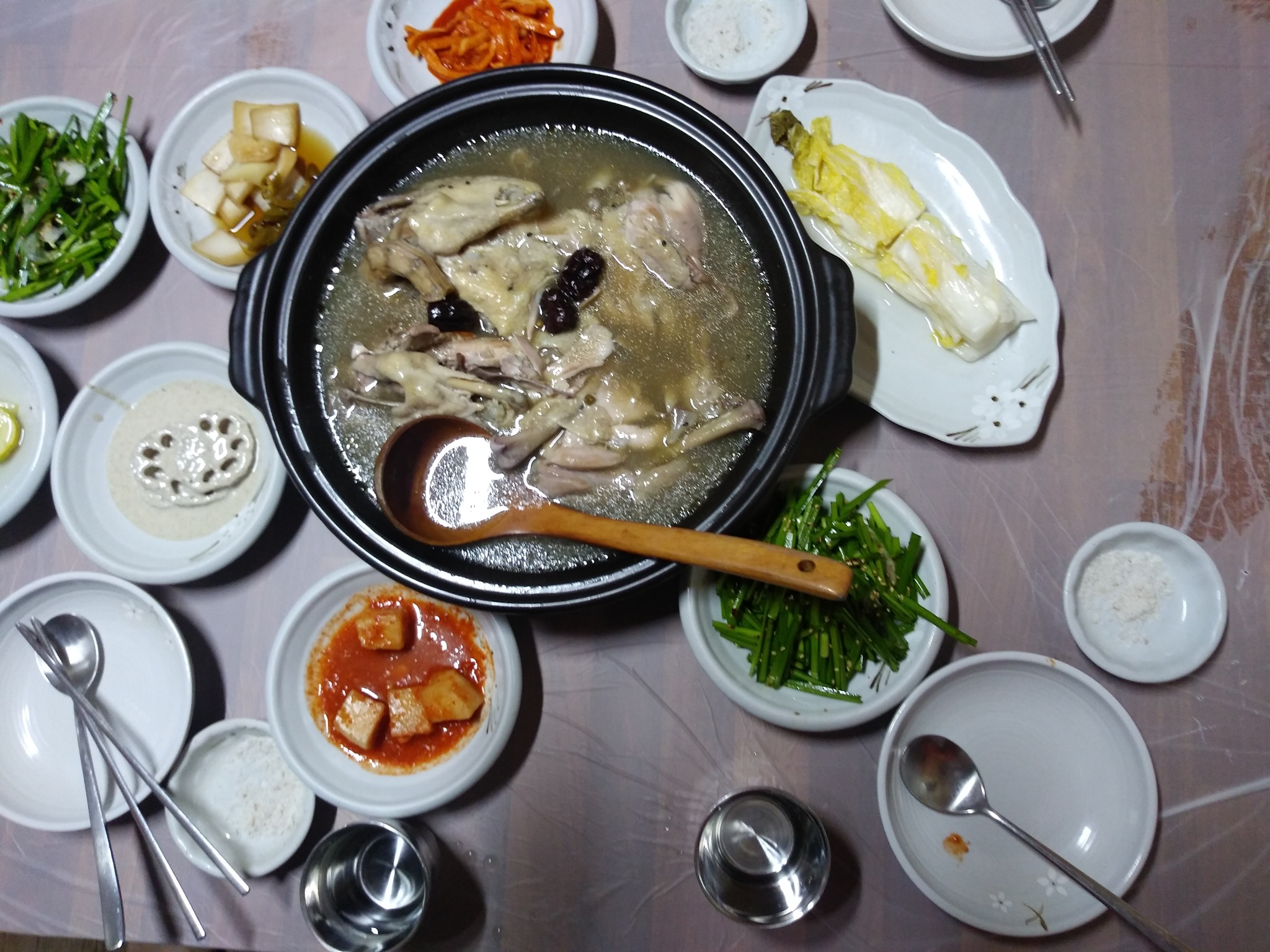 samgyetang by park seong hyeon