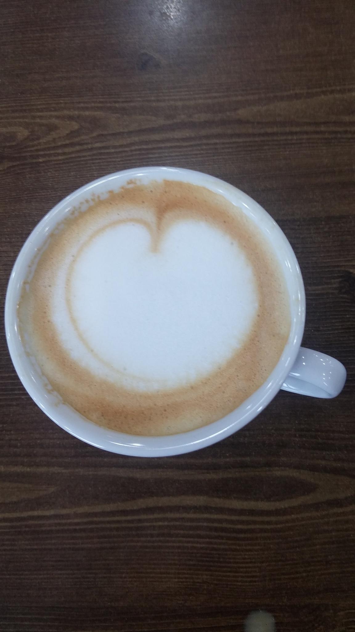 Cappuccino by park seong hyeon