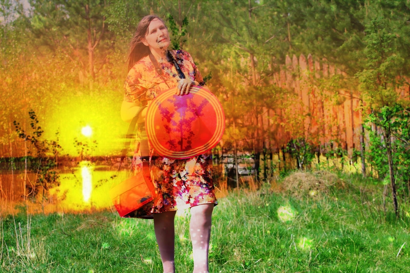 hot summer by Veronika  Parfenyuk