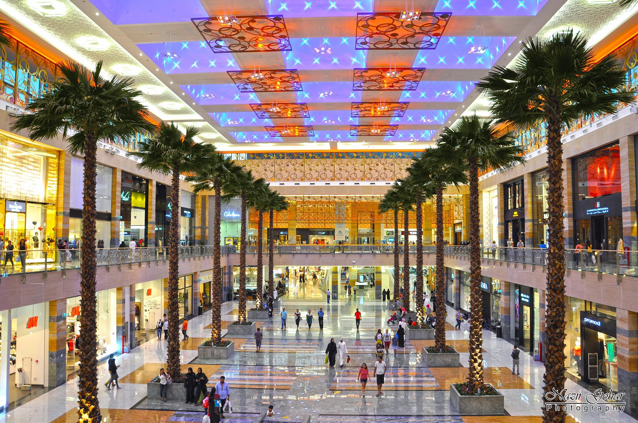 City Centre Mirdif Dubai by Nazir Gohar