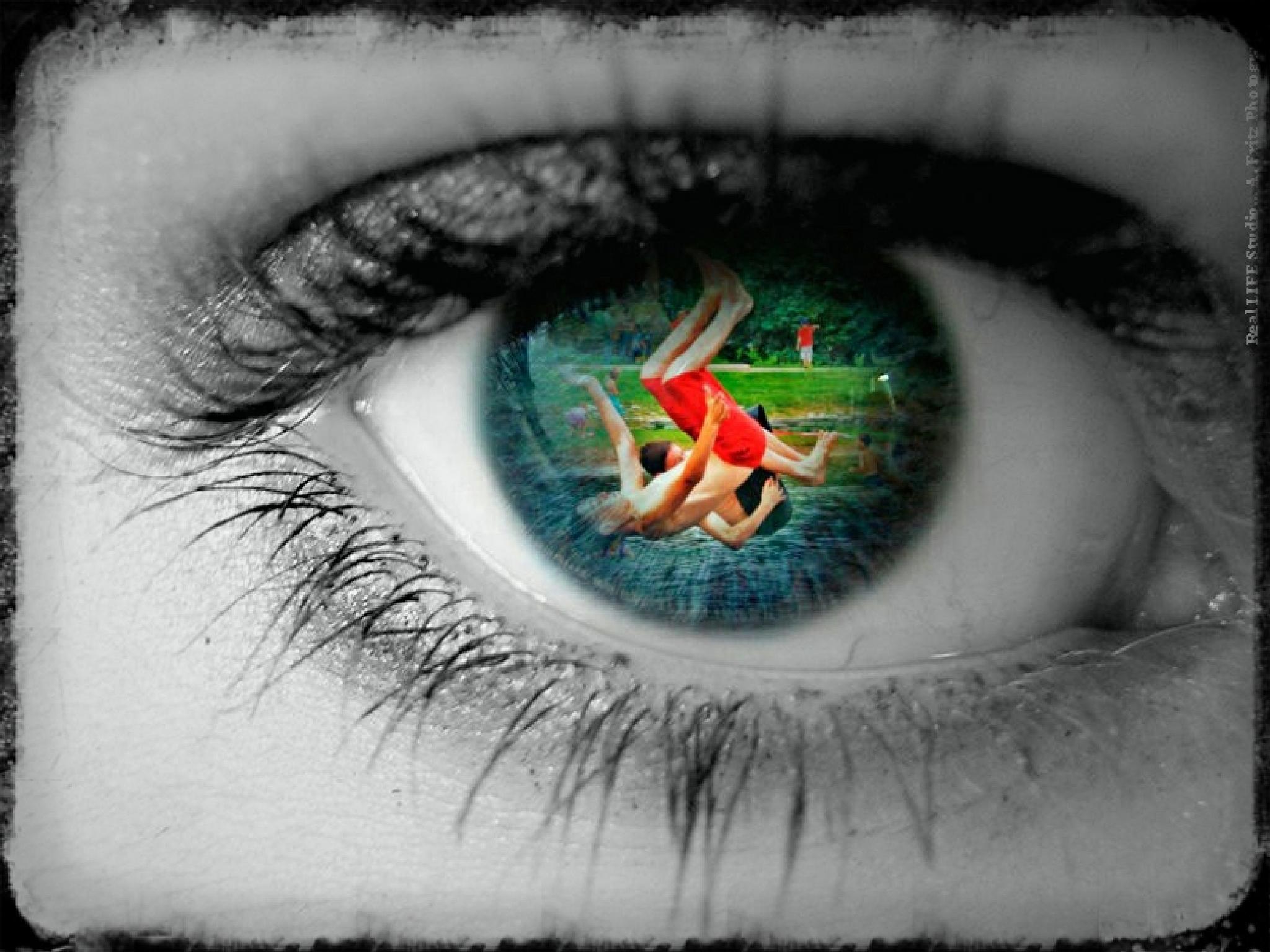 Eyes View... by Allan Fritz