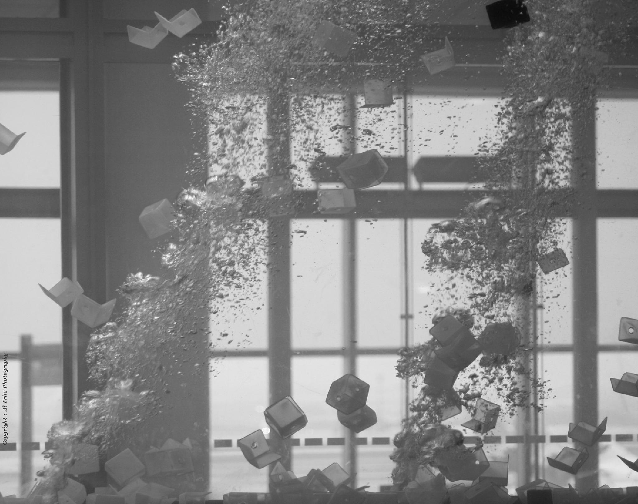 Bubble's Rise... by Allan Fritz