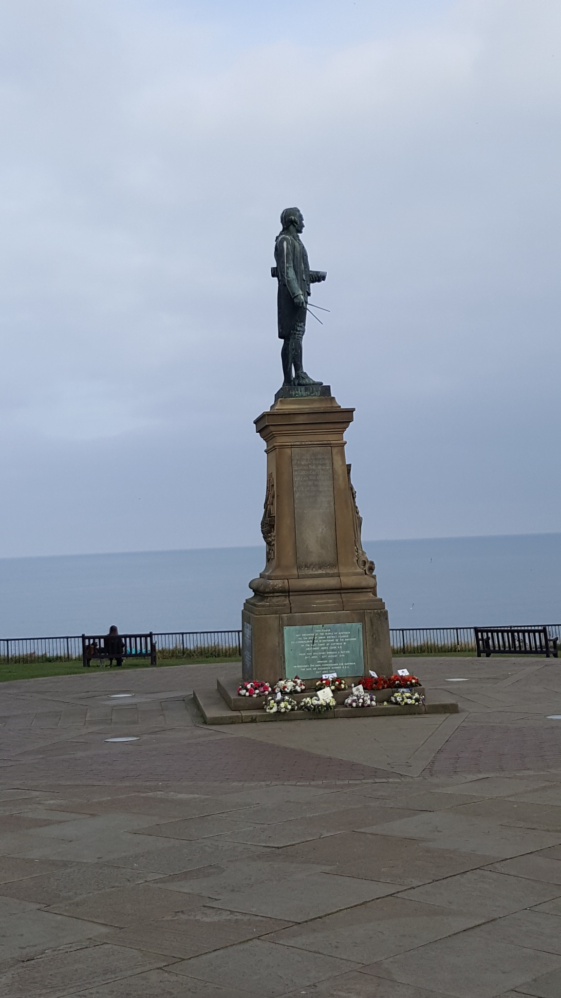 captain James Cook  by icepoppy