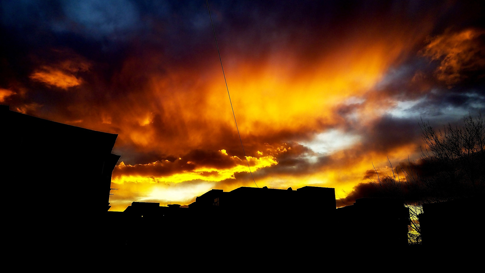Sunset by Bogdan Berbec