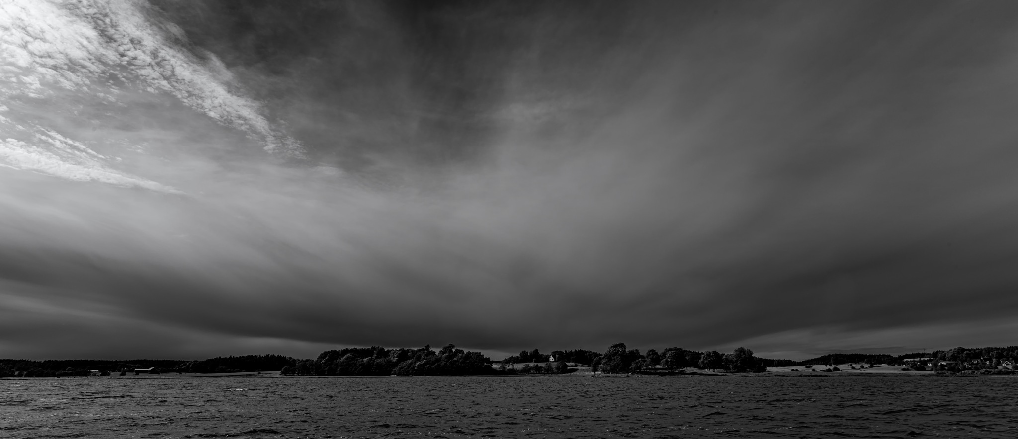 Great Soft Clouds in the Sky by Mikael Jakobsson