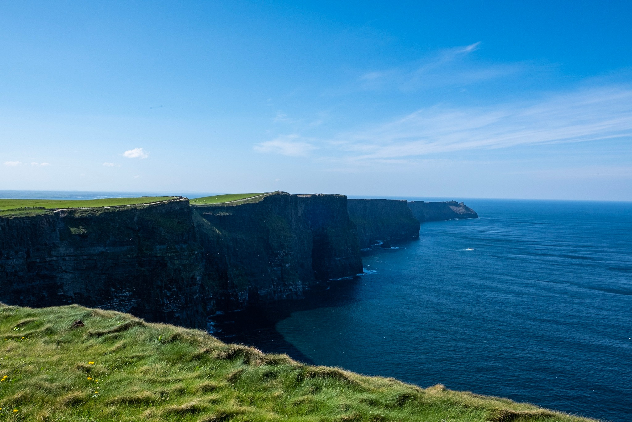 Cliffs of Moher - Ireland by Mikael Jakobsson
