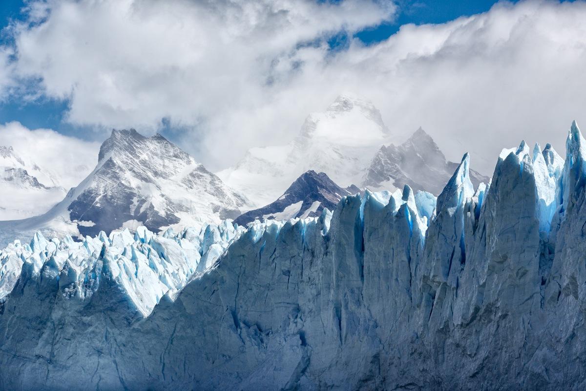 Perito Moreno Glacier  by Mauricio Escalona