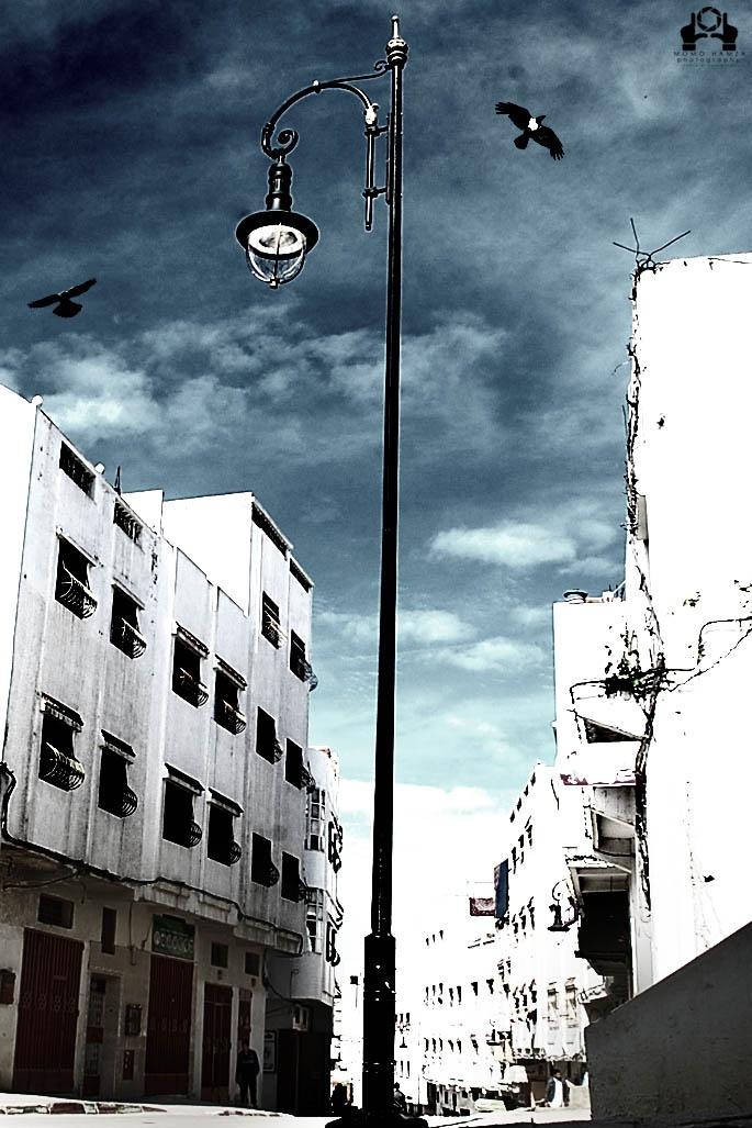 Untitled by HamZa El DaghmoUmi