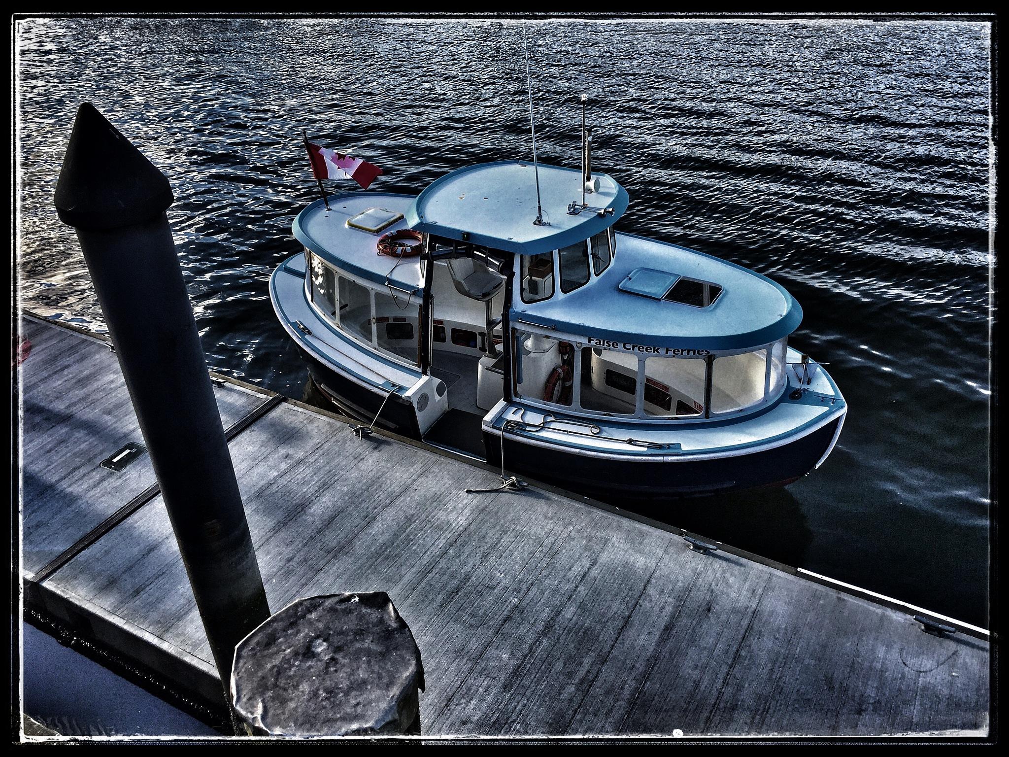The Little Boat by Alwyn Kumst