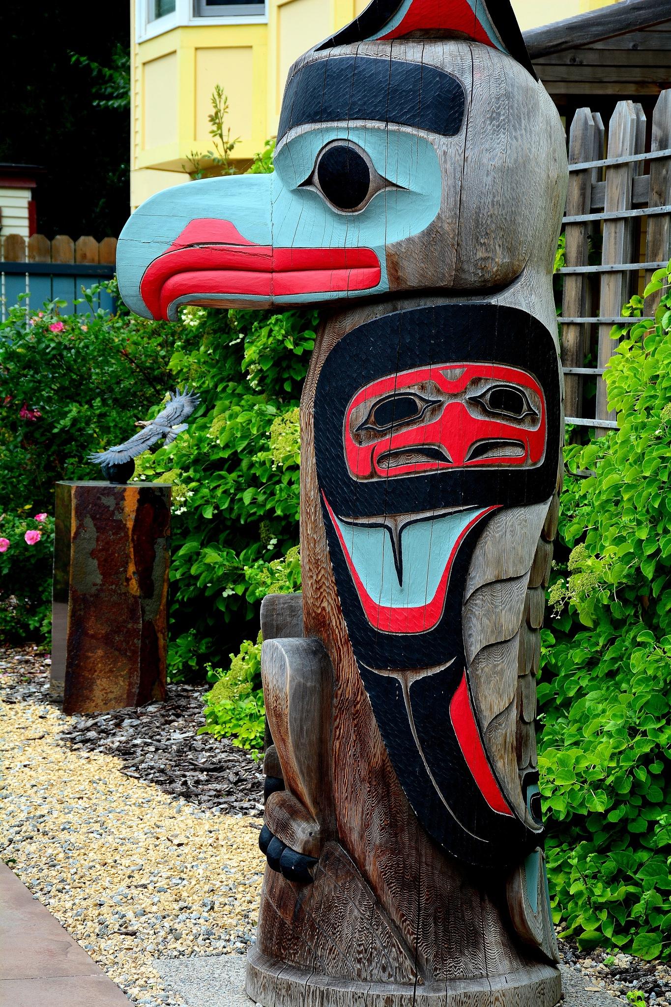 Totem by JohnFantiniPhotography