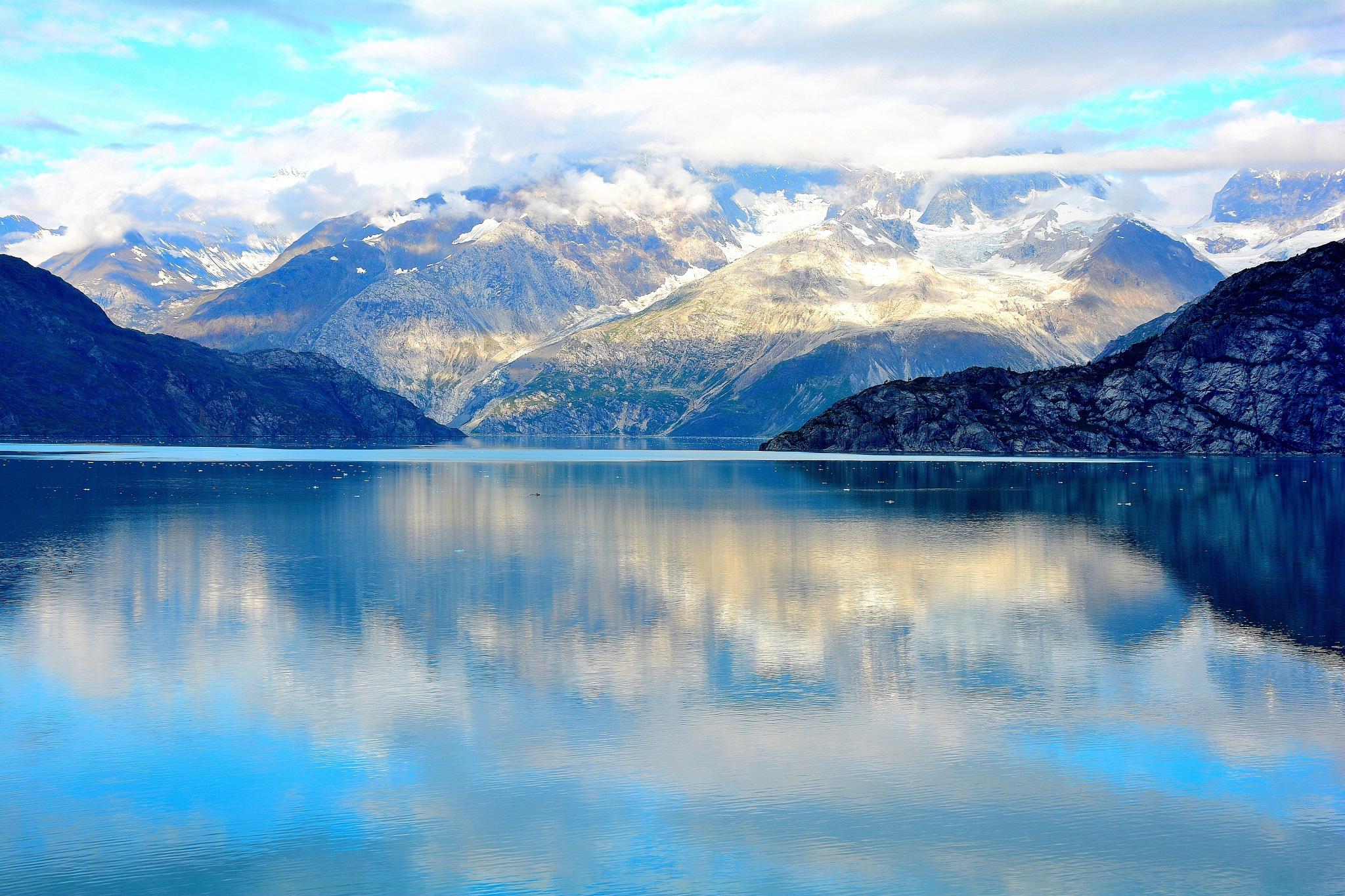 Glacier Bay by JohnFantiniPhotography