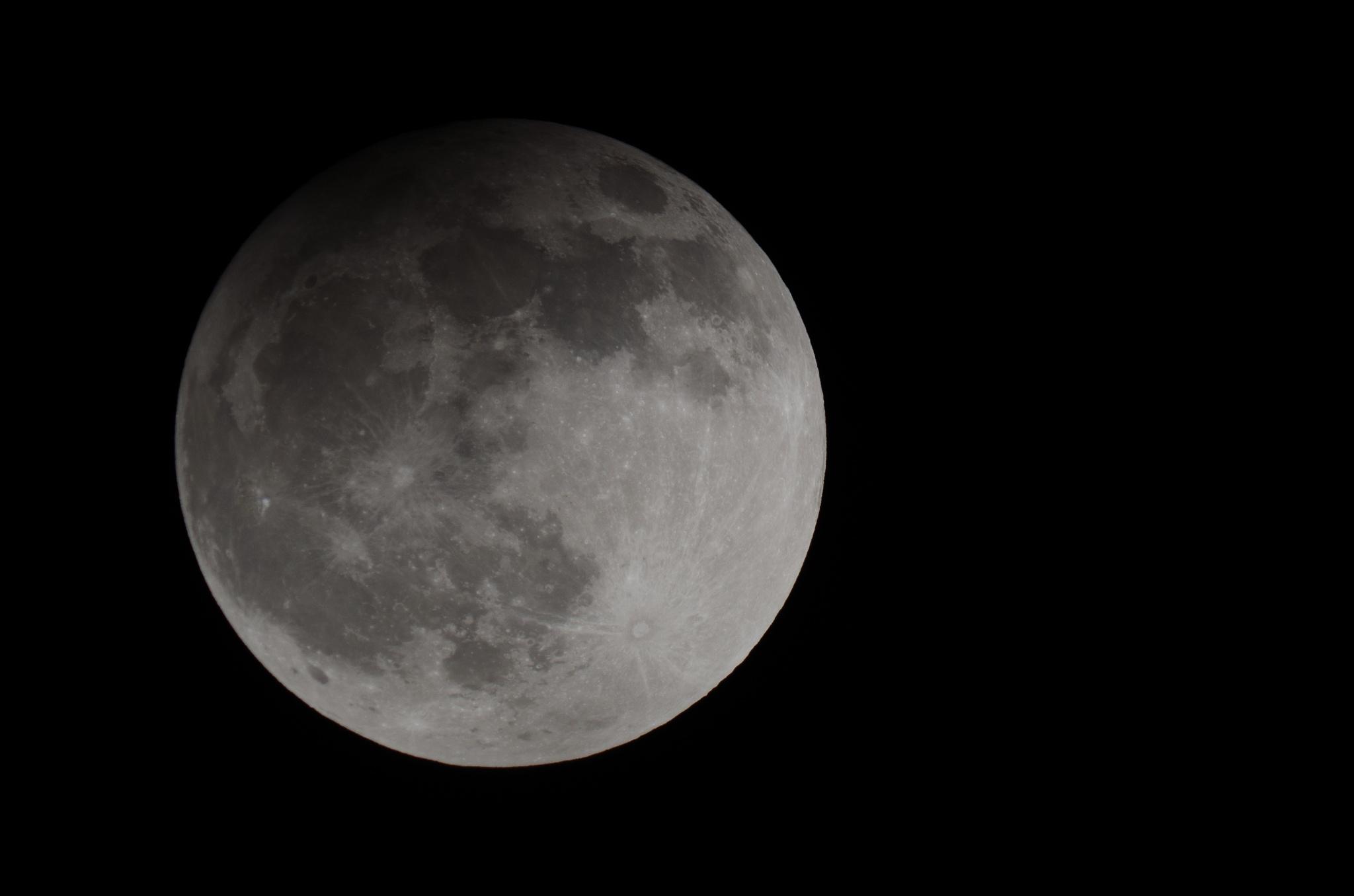 The Moon by George Enciu