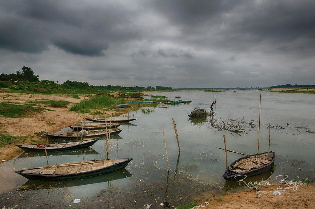 Rural Bengal by Ranita Roy