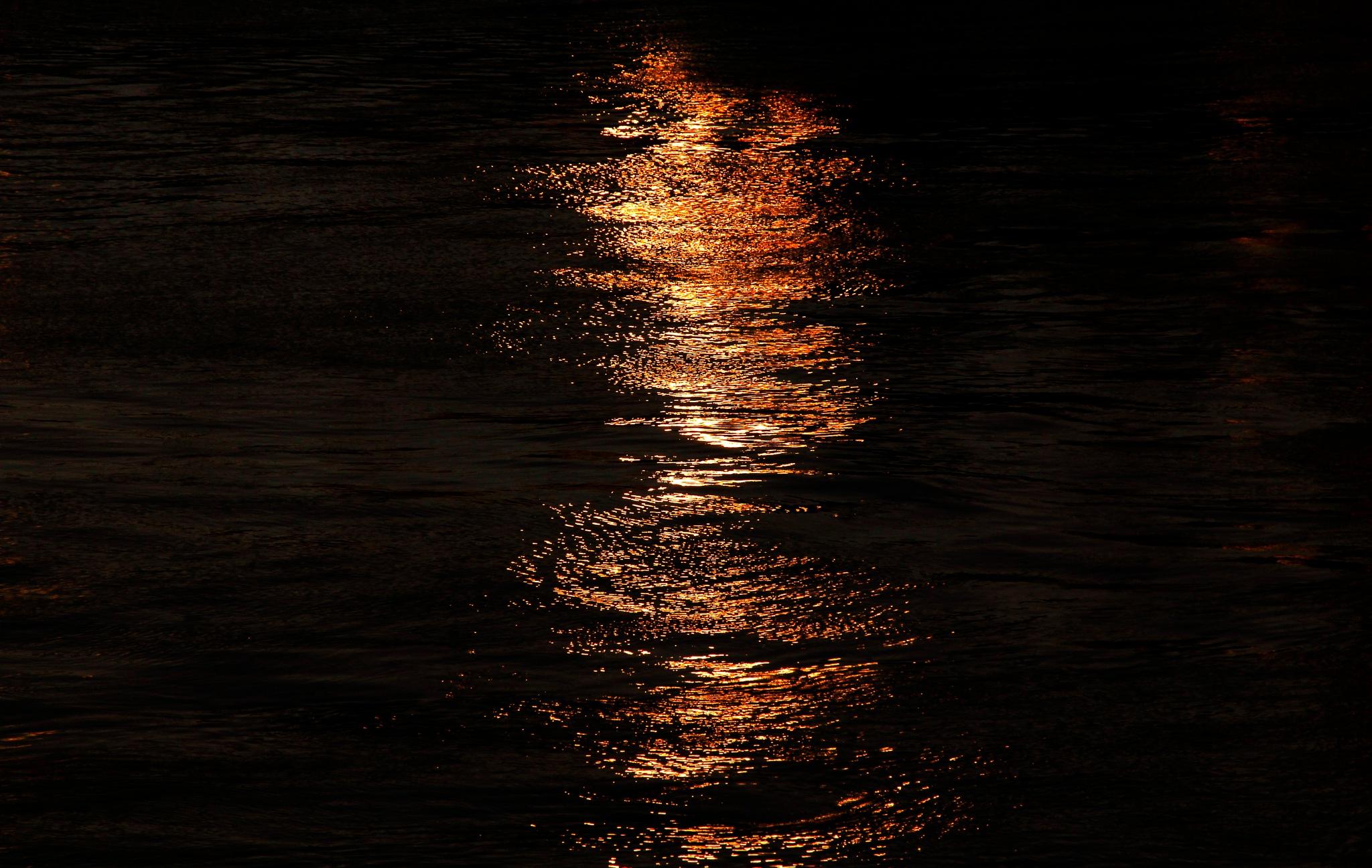 SUN MIRROR by LUNA