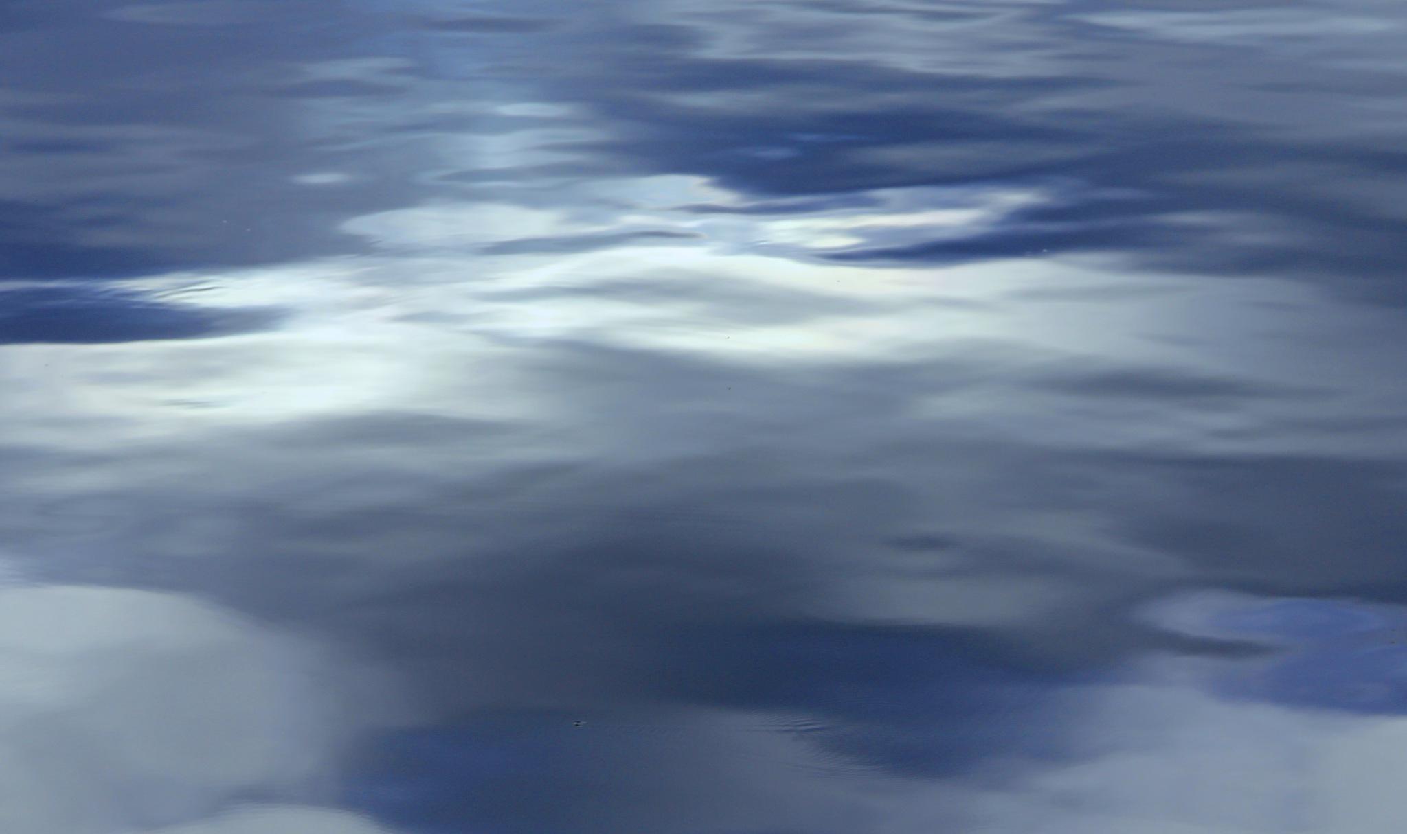 BLUE SEAS by LUNA
