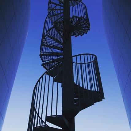 stairway to heaven  by Daniel Elsener
