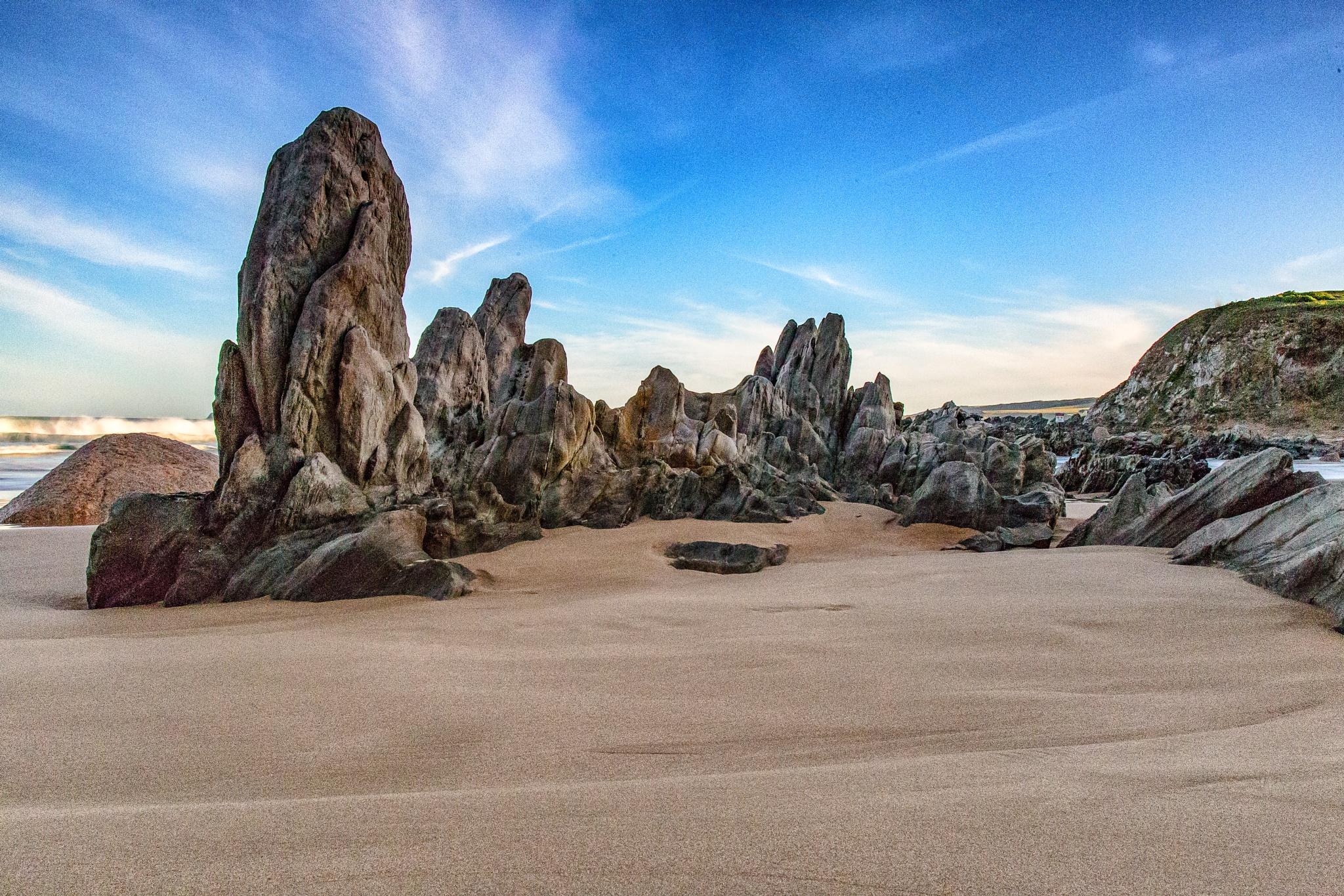 rocks by Nicole Rix