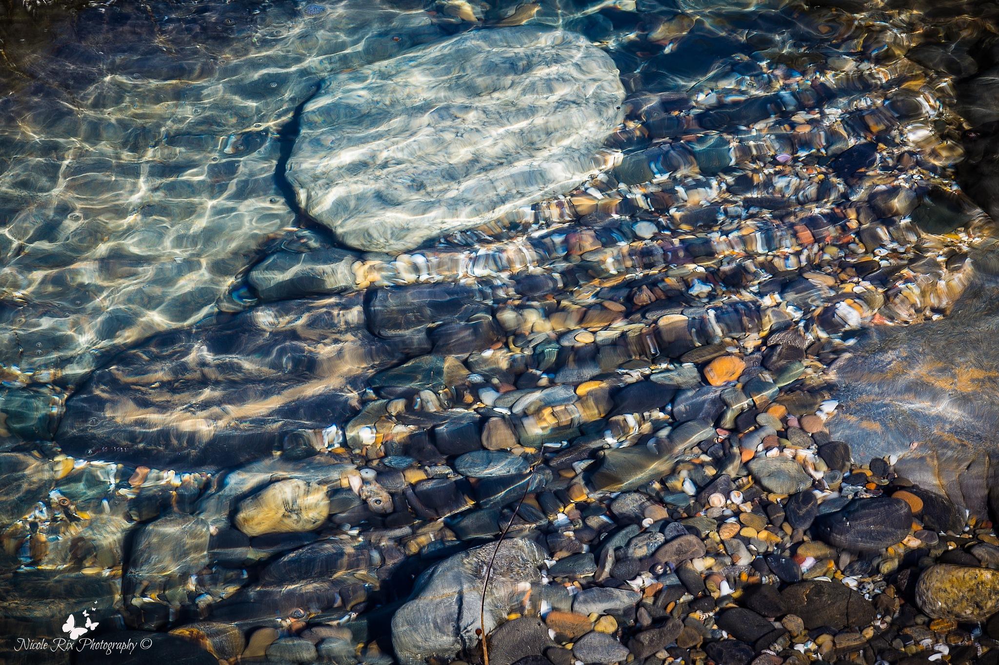 Pebbles by Nicole Rix