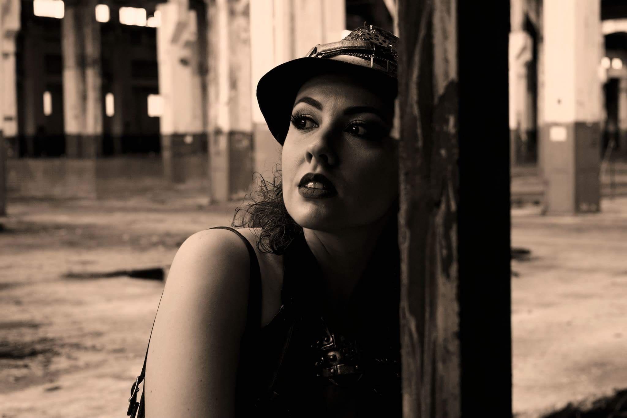 steampunk Alice by Il Conte