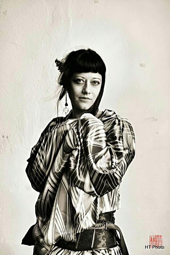 Steampunk geisha  by Il Conte