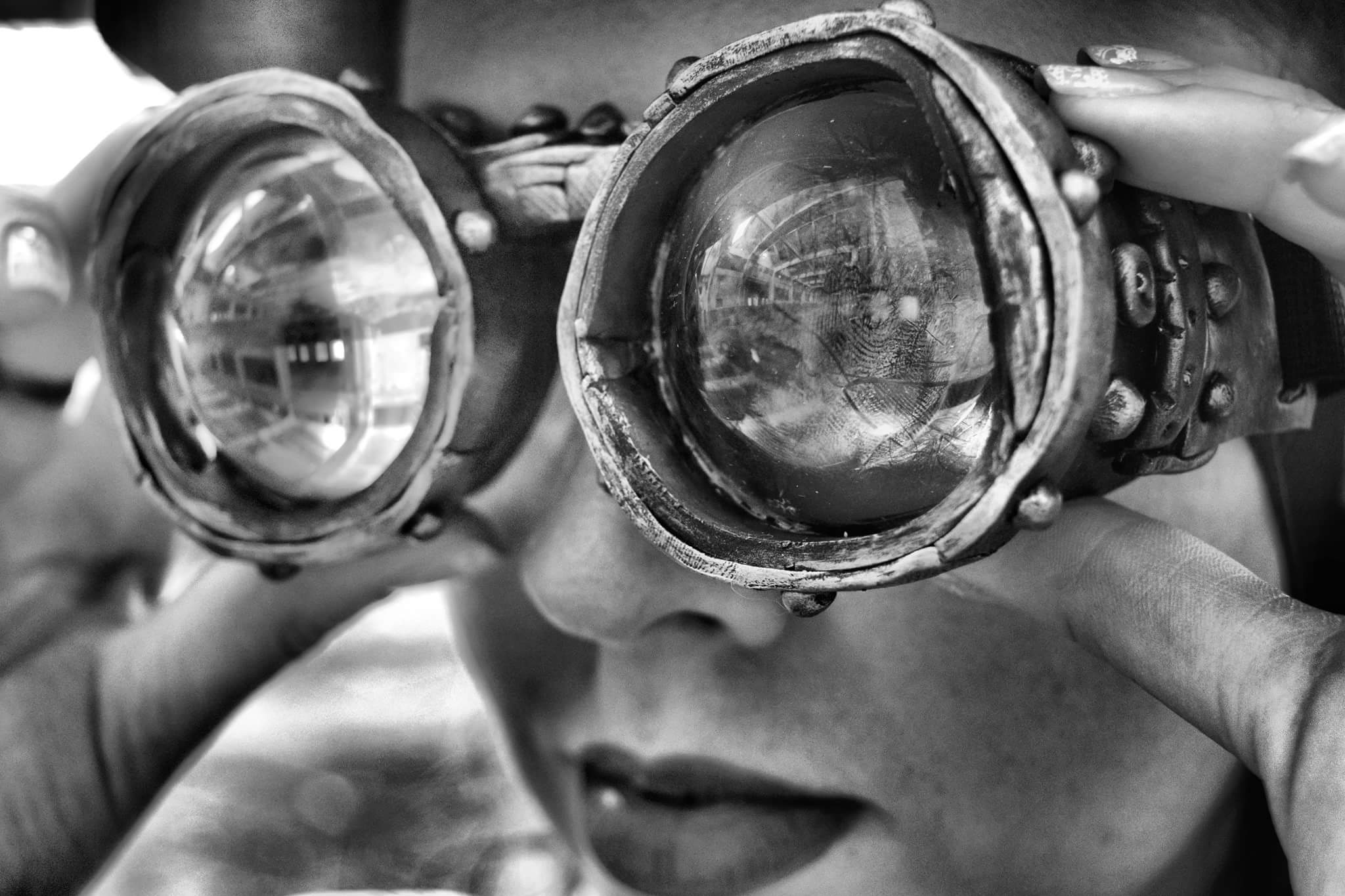 Steam goggles  by Il Conte