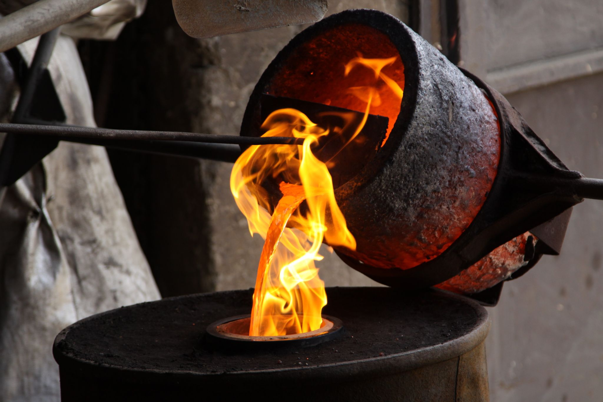 Fire... by Jan Blazek
