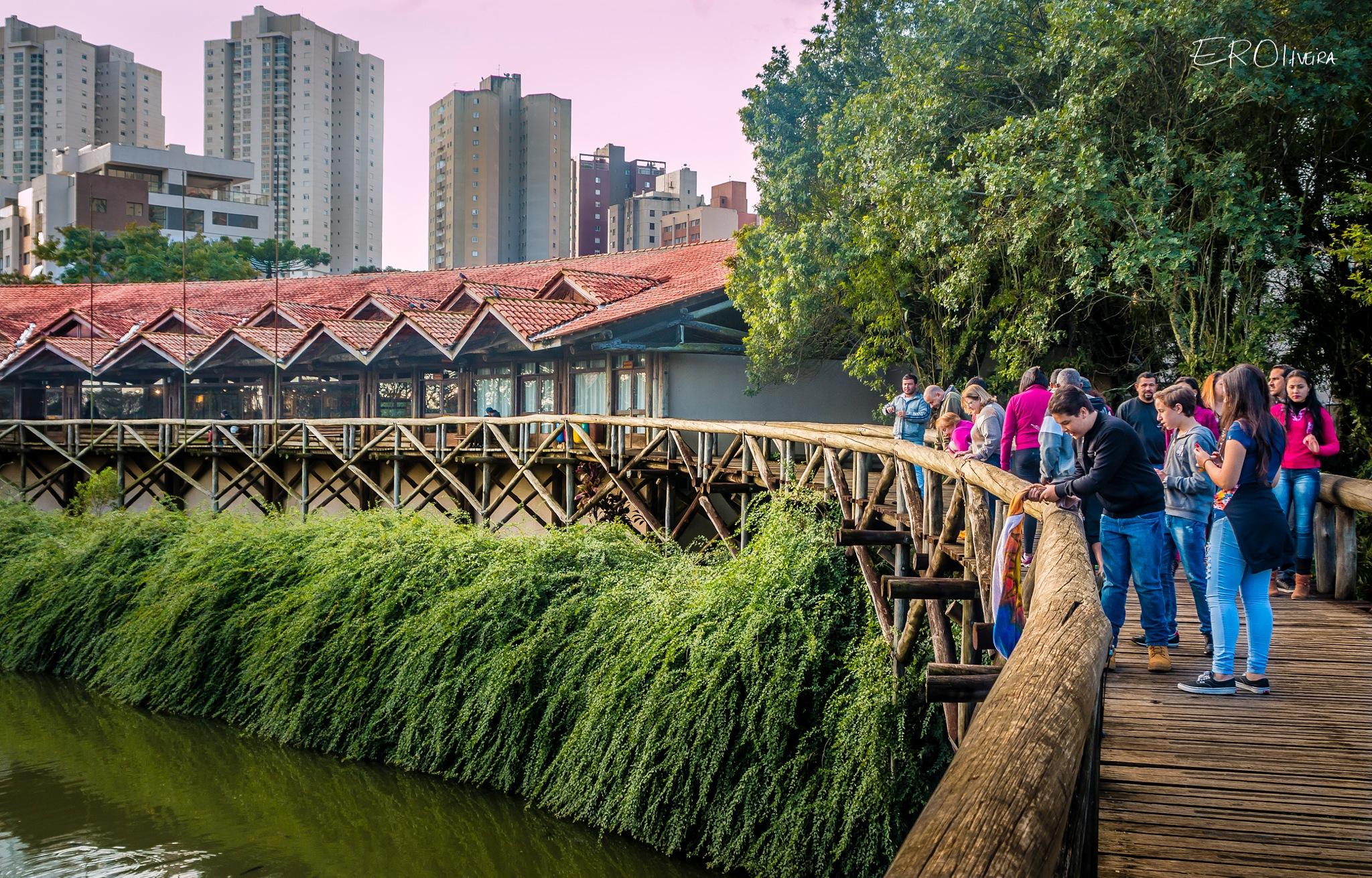 Wooden Bridge by EROliveira