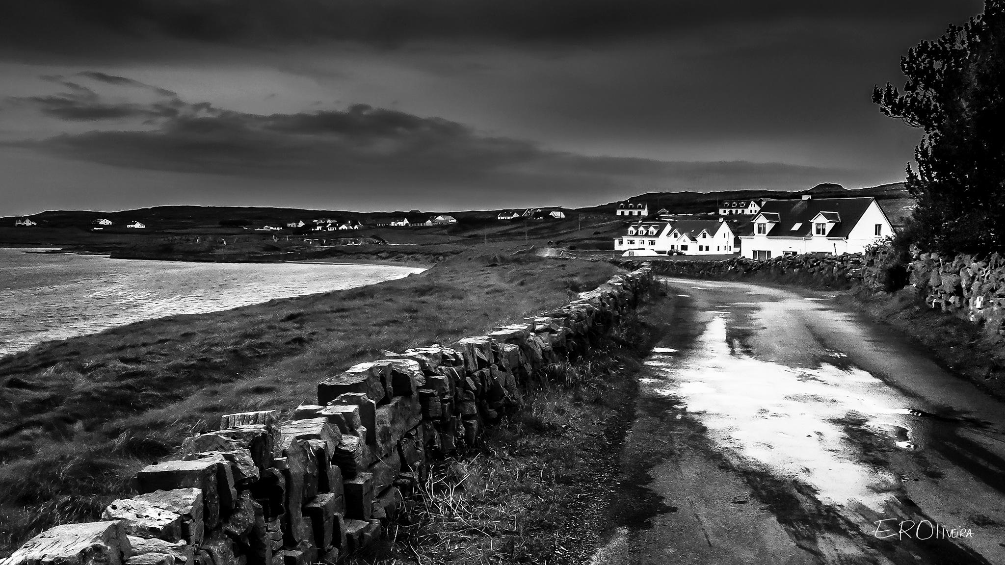 Aran Island Houses by EROliveira