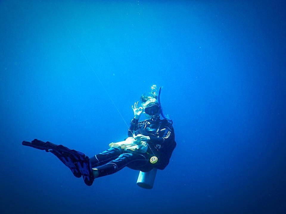 Costa Rica Diving by Brenda van Gestel