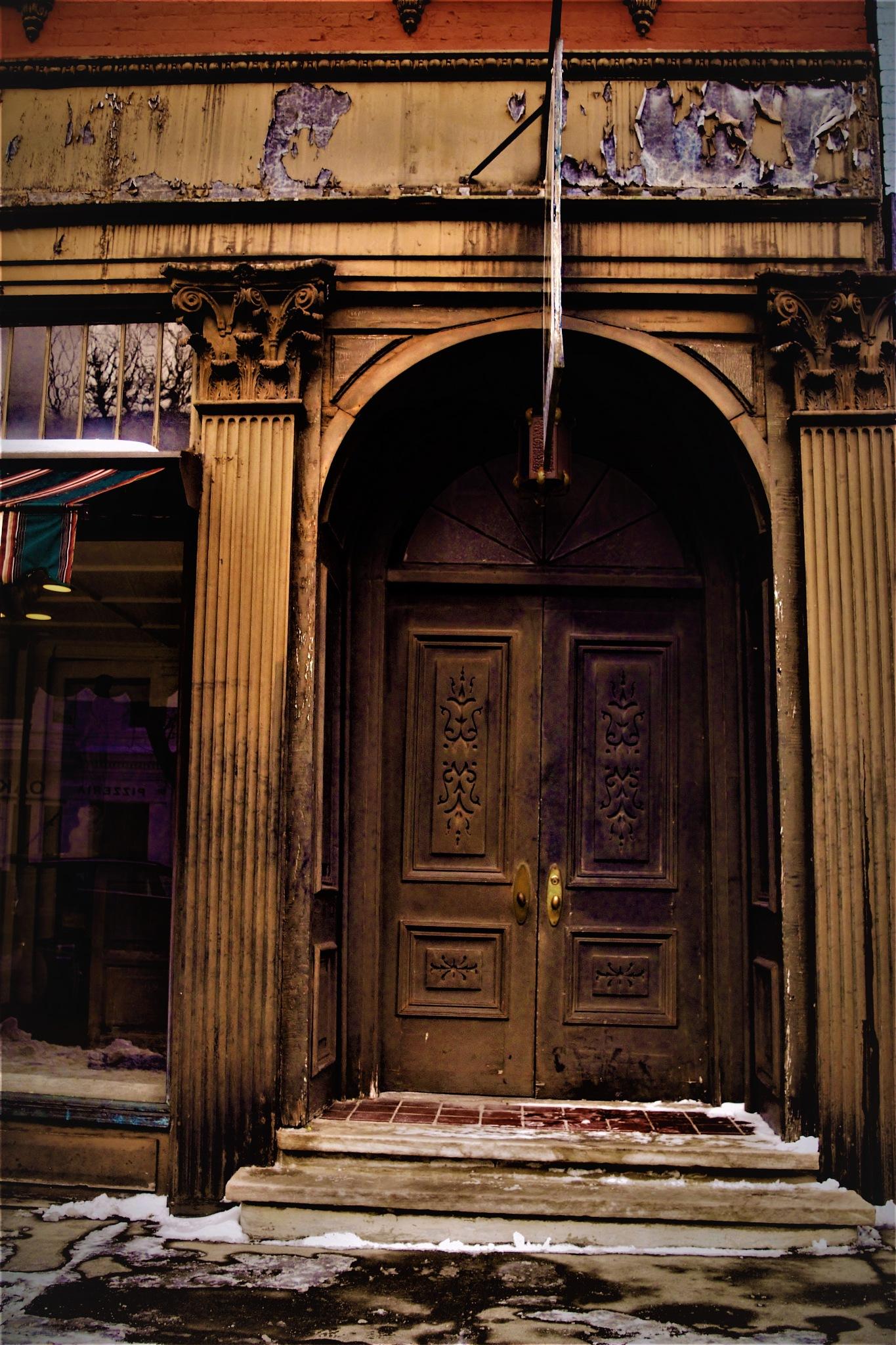 Doorway to Unknown Yesterdays. by -Richard J. Treitner