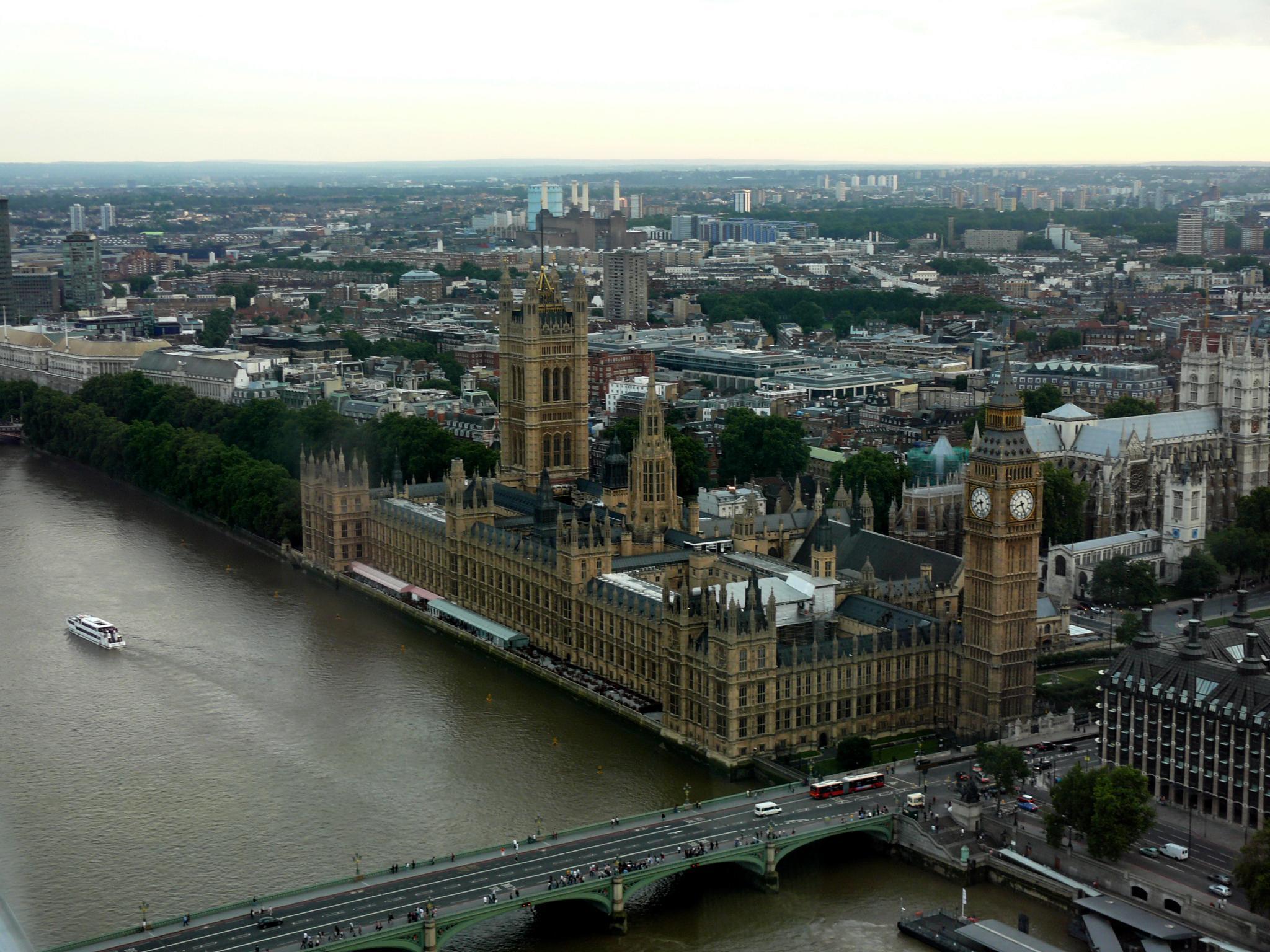 London, UK by E.S.O