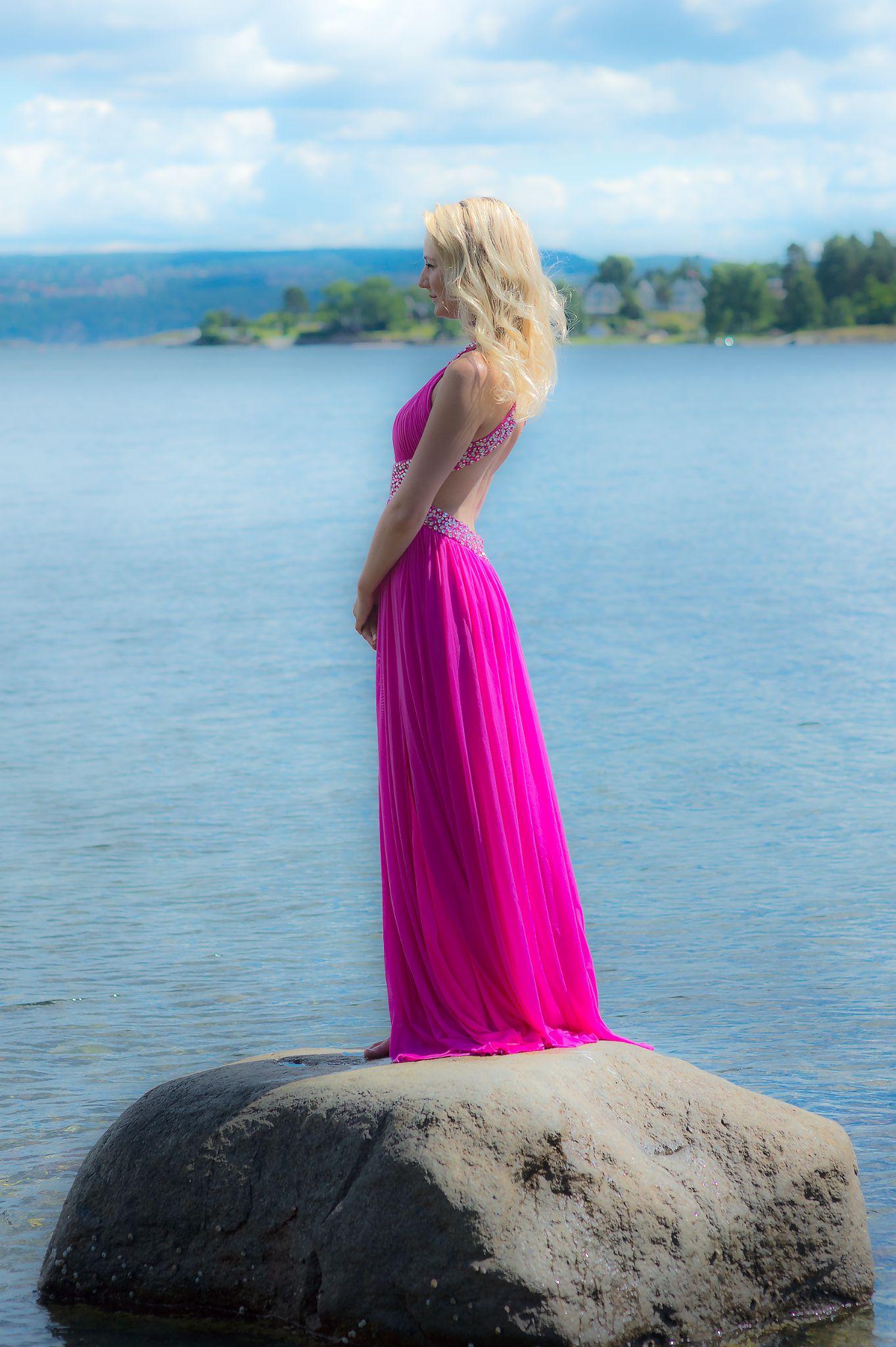 Summer dream by Hallgeir Nielsen