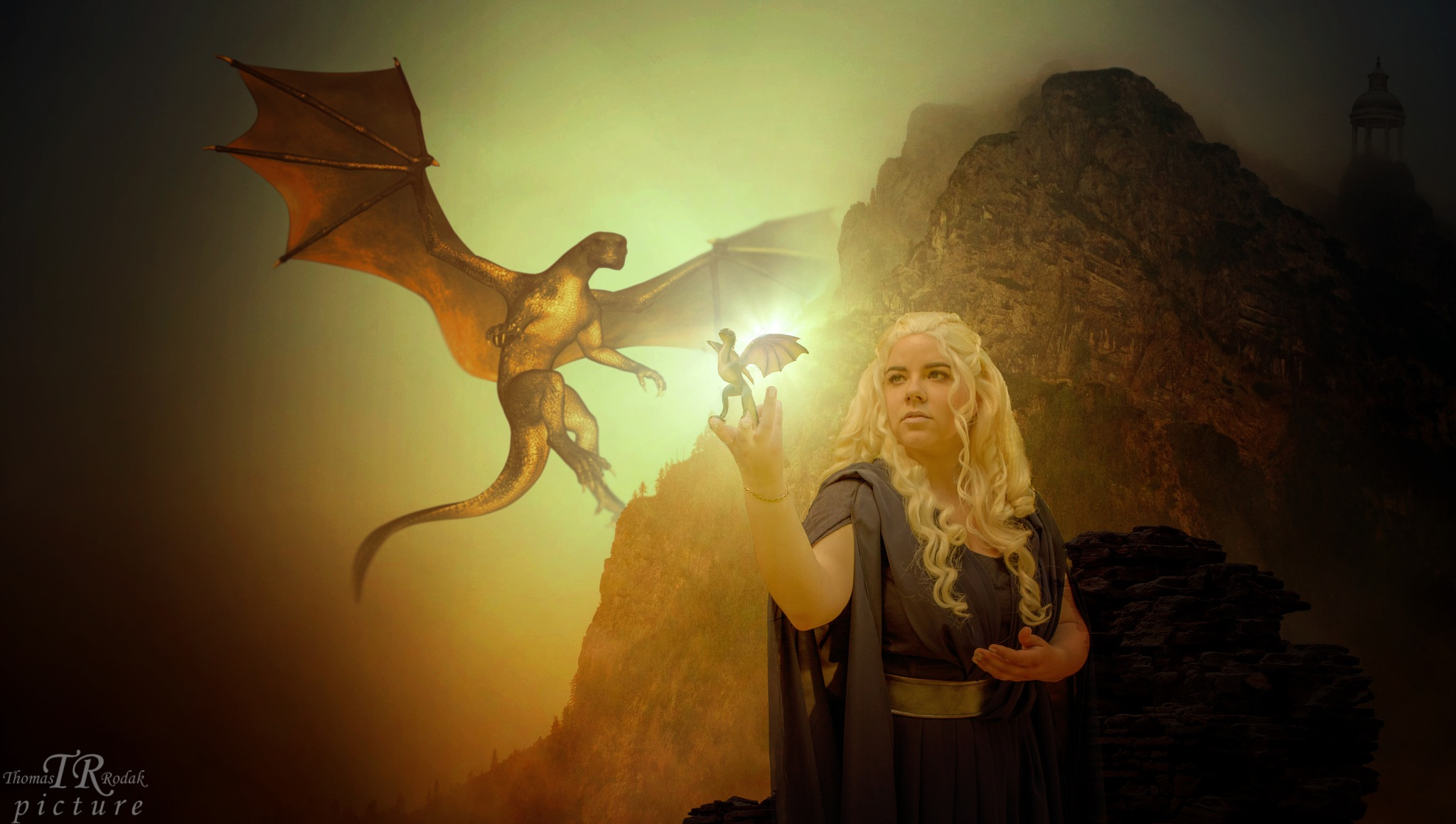 Dragon by TRPicture
