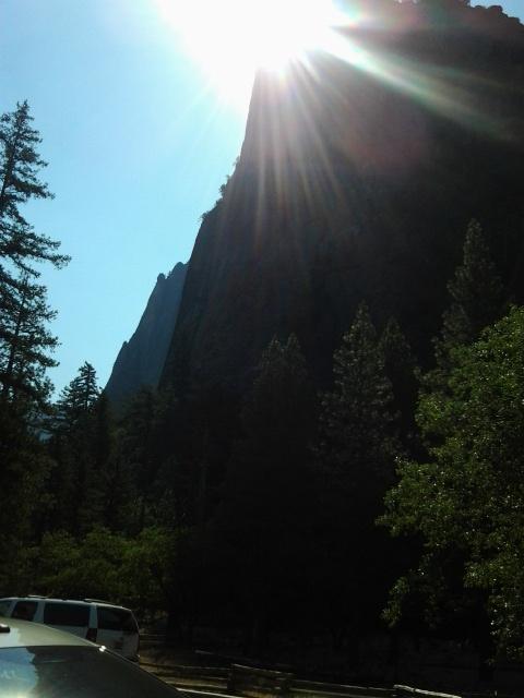 El Caption, Yosemite  by Kelly Carlson