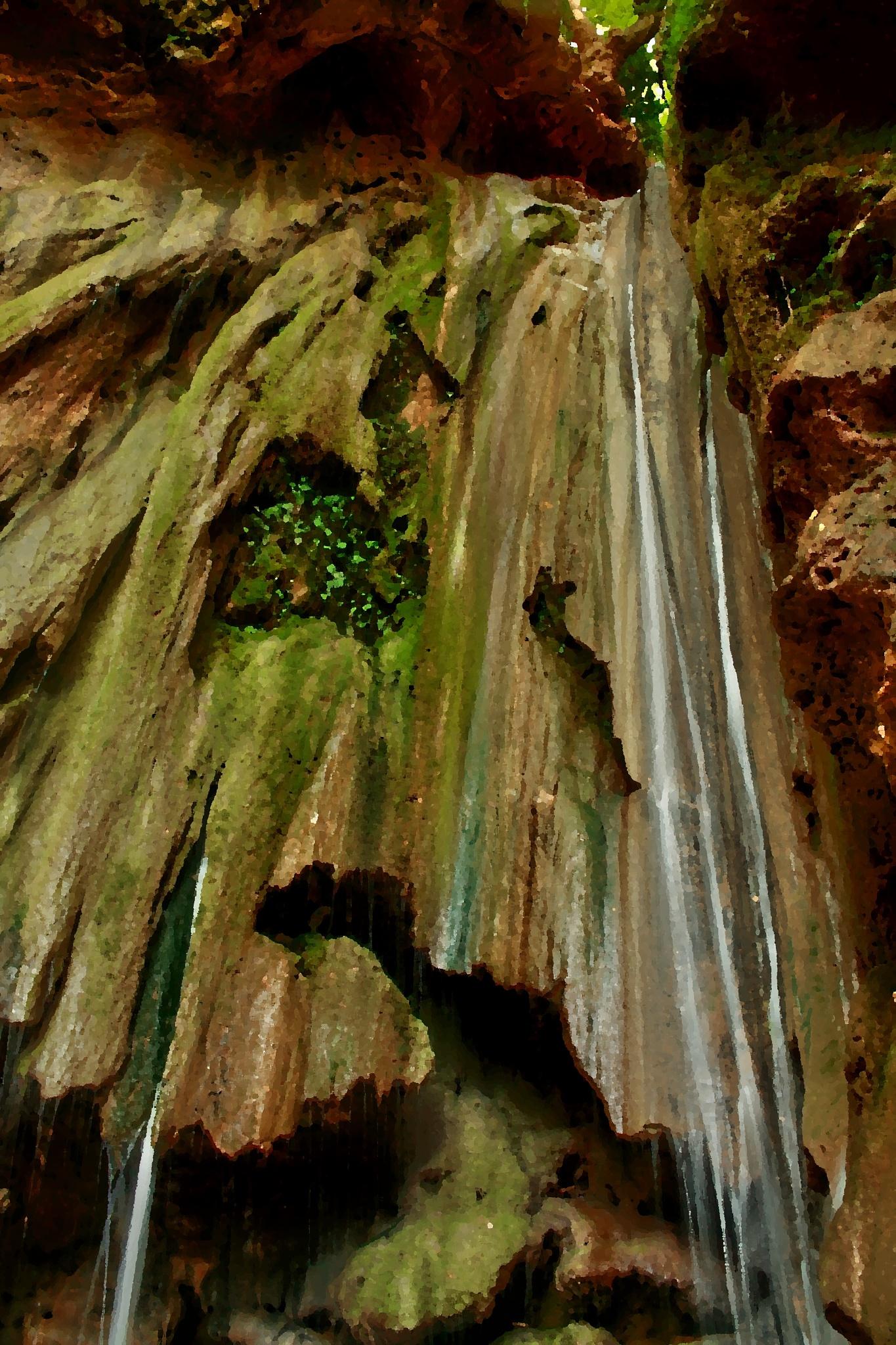 Water Fall  by Ayberk SOYLU